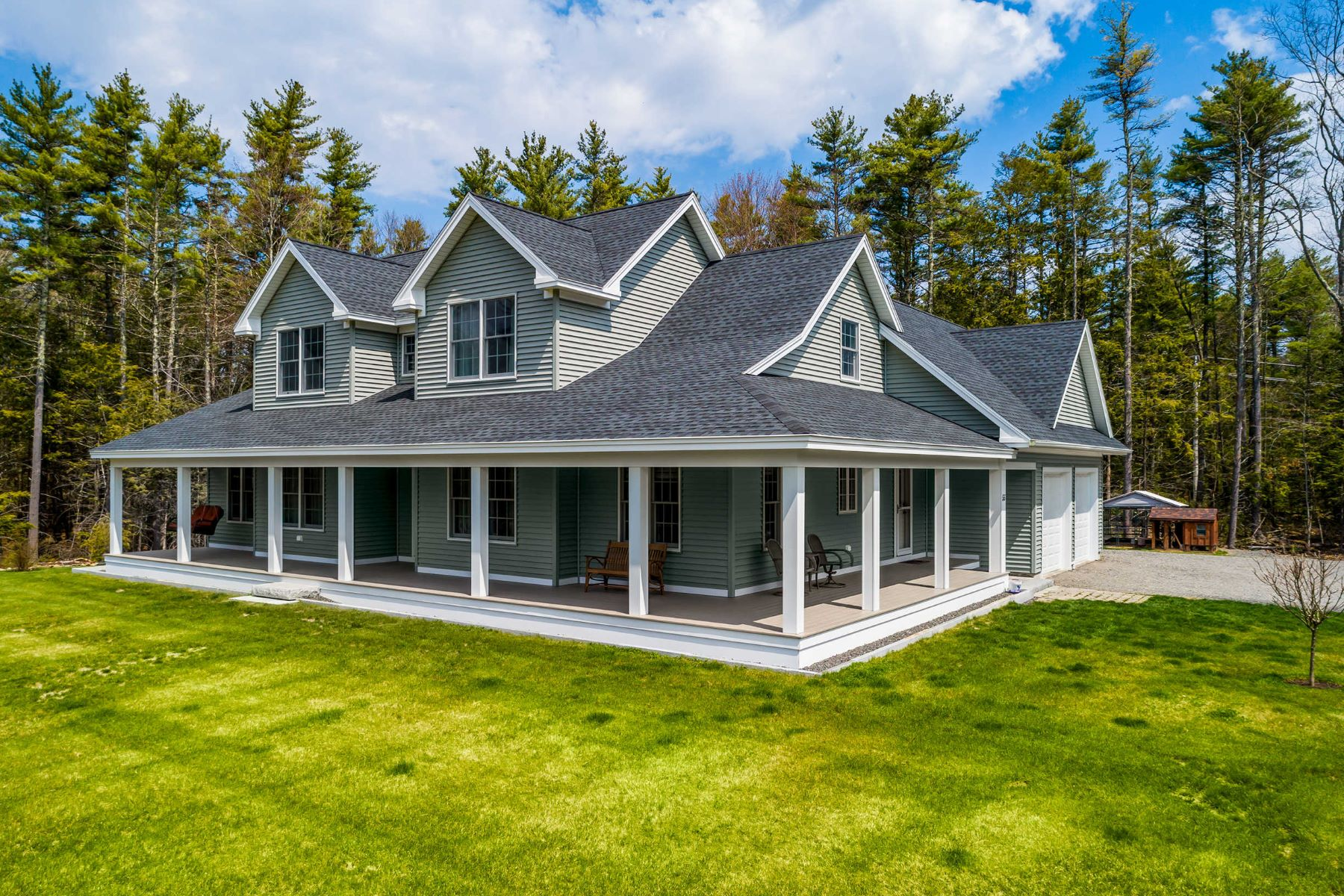 Single Family Homes for Active at Custom Built Home For Luxurious Living and Entertaining 55 Marcie Way Ogunquit, Maine 03907 United States