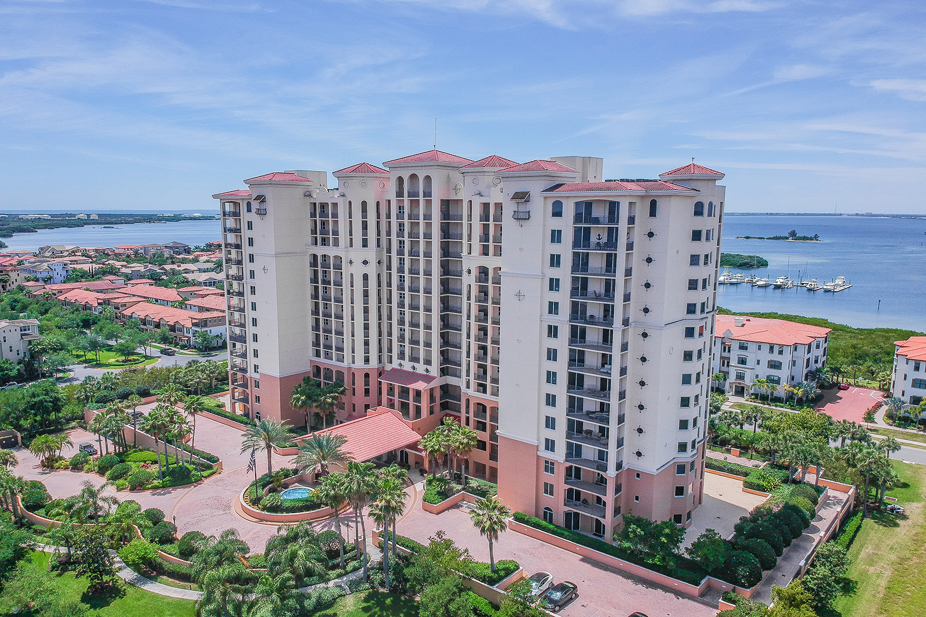 Condominiums for Active at WESTSHORE YACHT CLUB 5823 Bowen Daniel Dr , 601 Tampa, Florida 33616 United States
