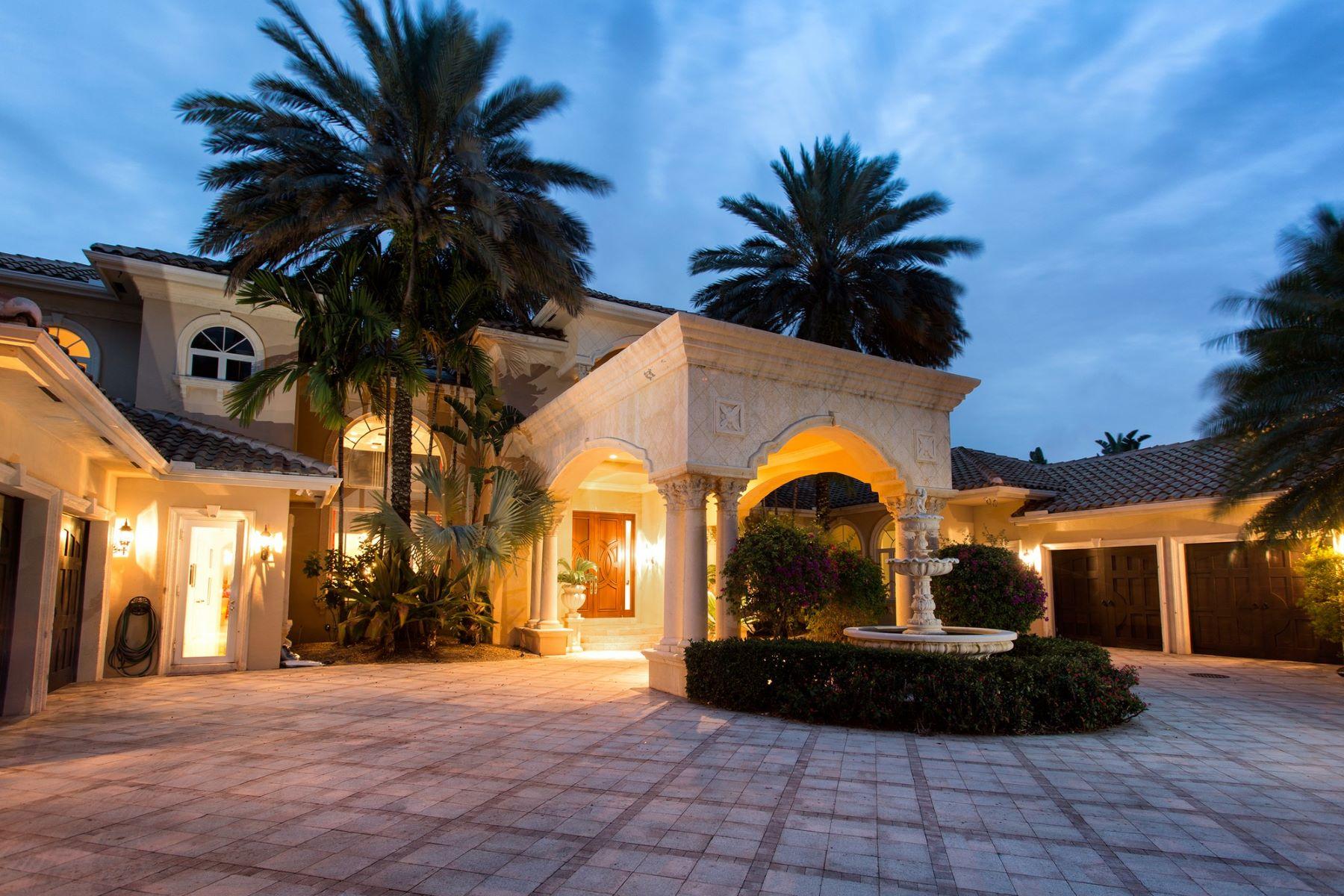 Maison unifamiliale pour l Vente à 18703 Long Lake Dr , Boca Raton, FL 33496 18703 Long Lake Dr Boca Raton, Florida 33496 États-Unis