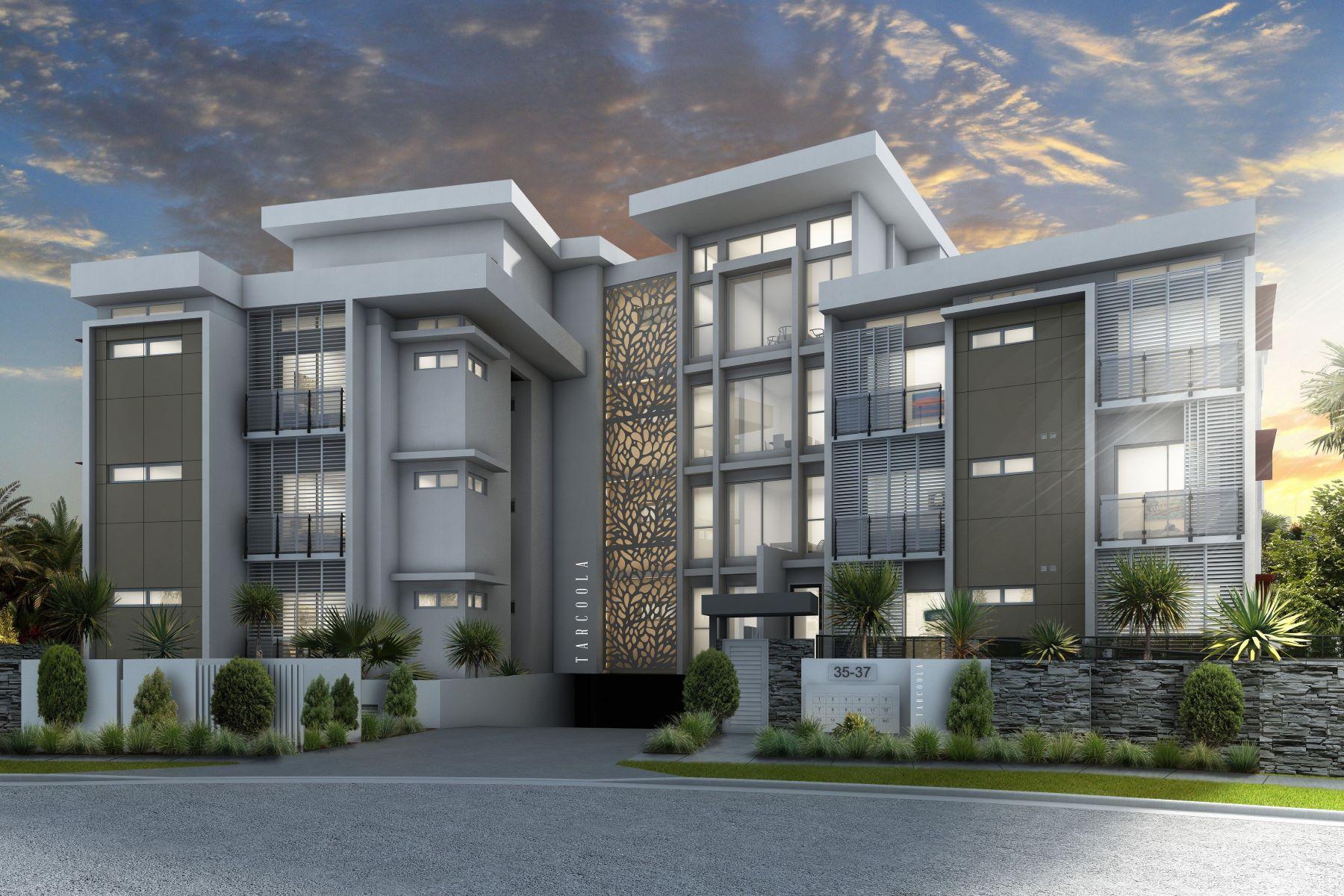 多户住宅 为 销售 在 Tarcoola River Residences 35-37 Tarcoola Crescent Chevron Island, 昆士兰, 4217 澳大利亚