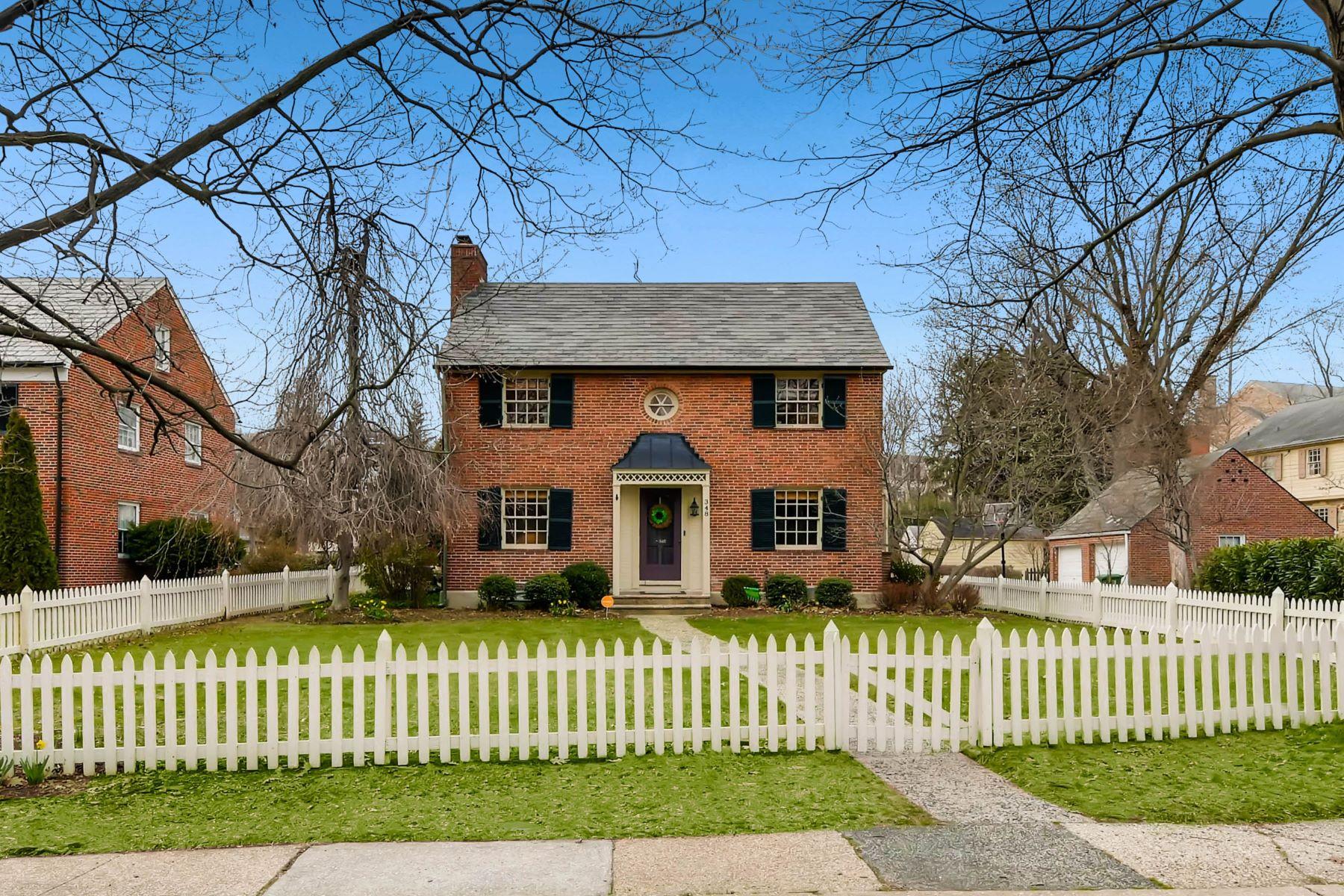 Частный односемейный дом для того Продажа на Homeland 348 Broadmoor Road, Homeland, Baltimore, Мэриленд, 21212 Соединенные Штаты