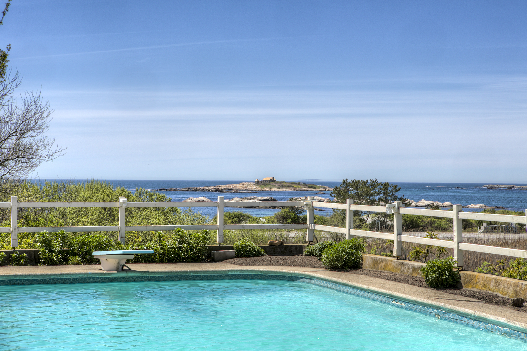 Single Family Home for Sale at Hexagon House 123 Ocean Avenue Newport, Rhode Island 02840 United States
