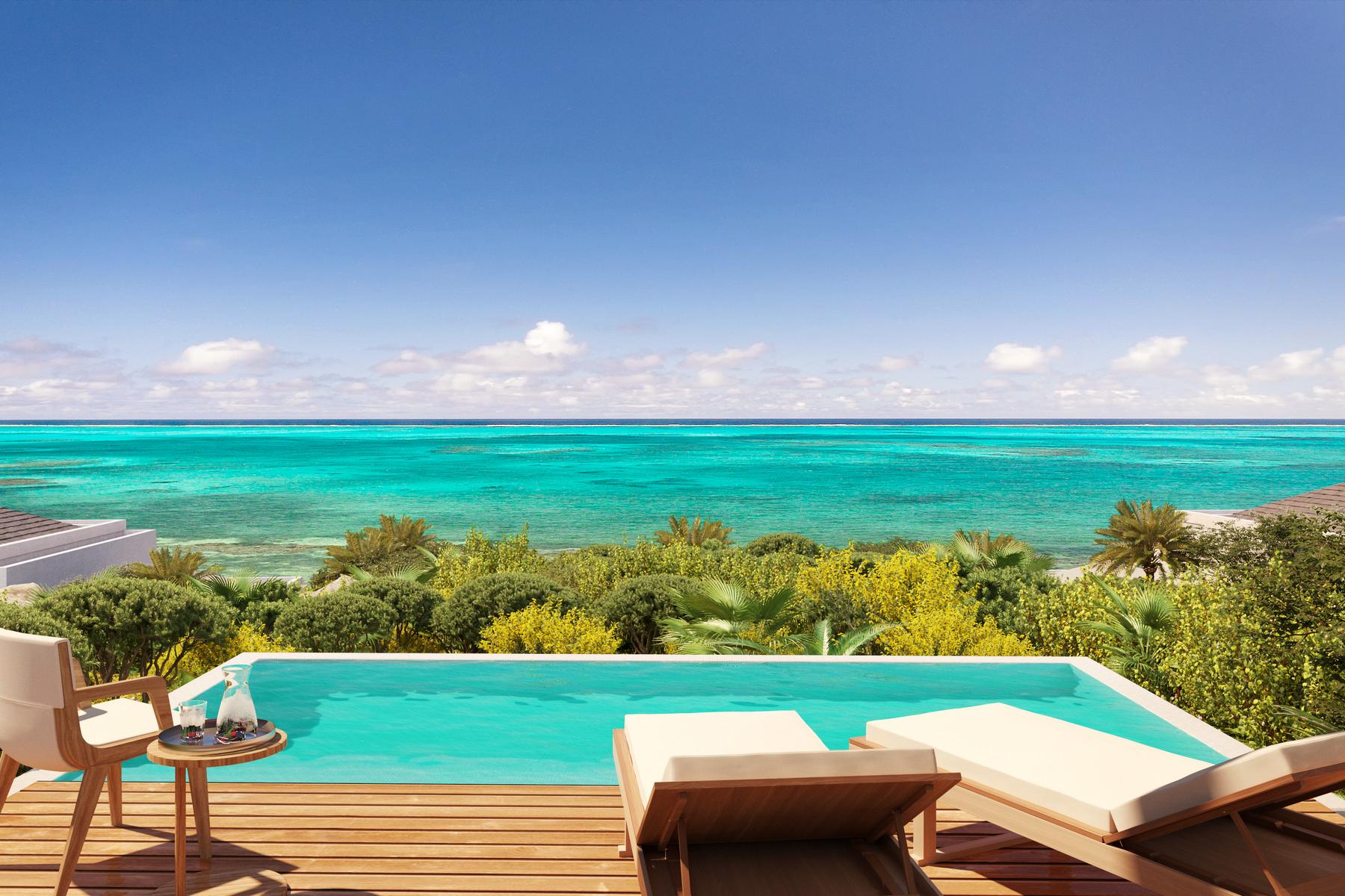 Maison unifamiliale pour l Vente à Rock House One Bedroom Blue Mountain, Providenciales Îles Turques Et Caïques