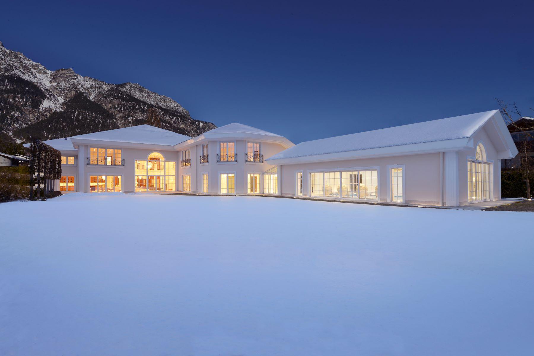 Villa per Vendita alle ore VILLA GLORY – A MASTERPIECE Garmisch Partenkirchen, Bavaria, 82467 Germania