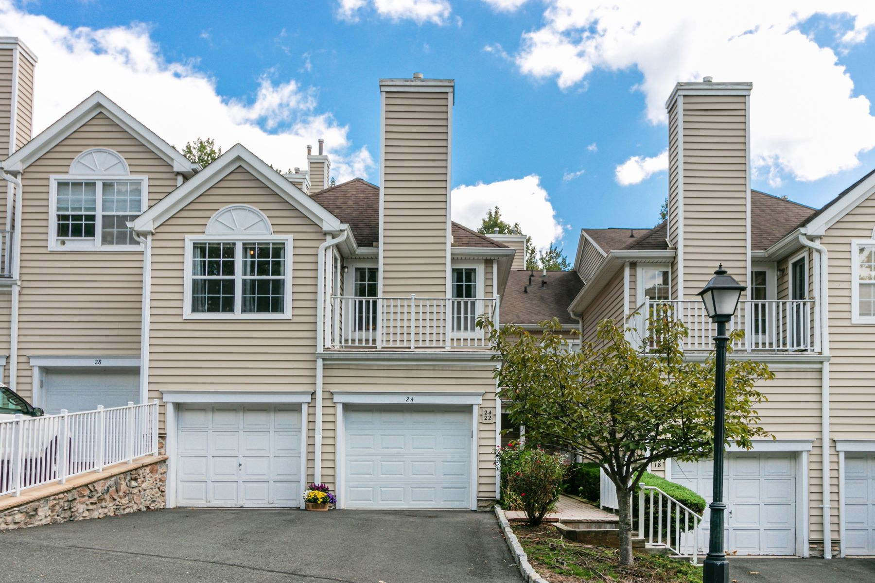 townhouses for Sale at Immaculate Villas on the Park Townhome 24 Springholm Drive Berkeley Heights, New Jersey 07922 United States