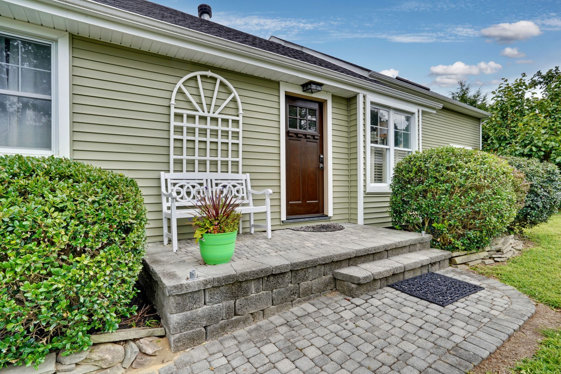 Single Family Homes for Sale at Easy Living in Manasquan Park 2404 Beech Street Wall, New Jersey 08736 United States