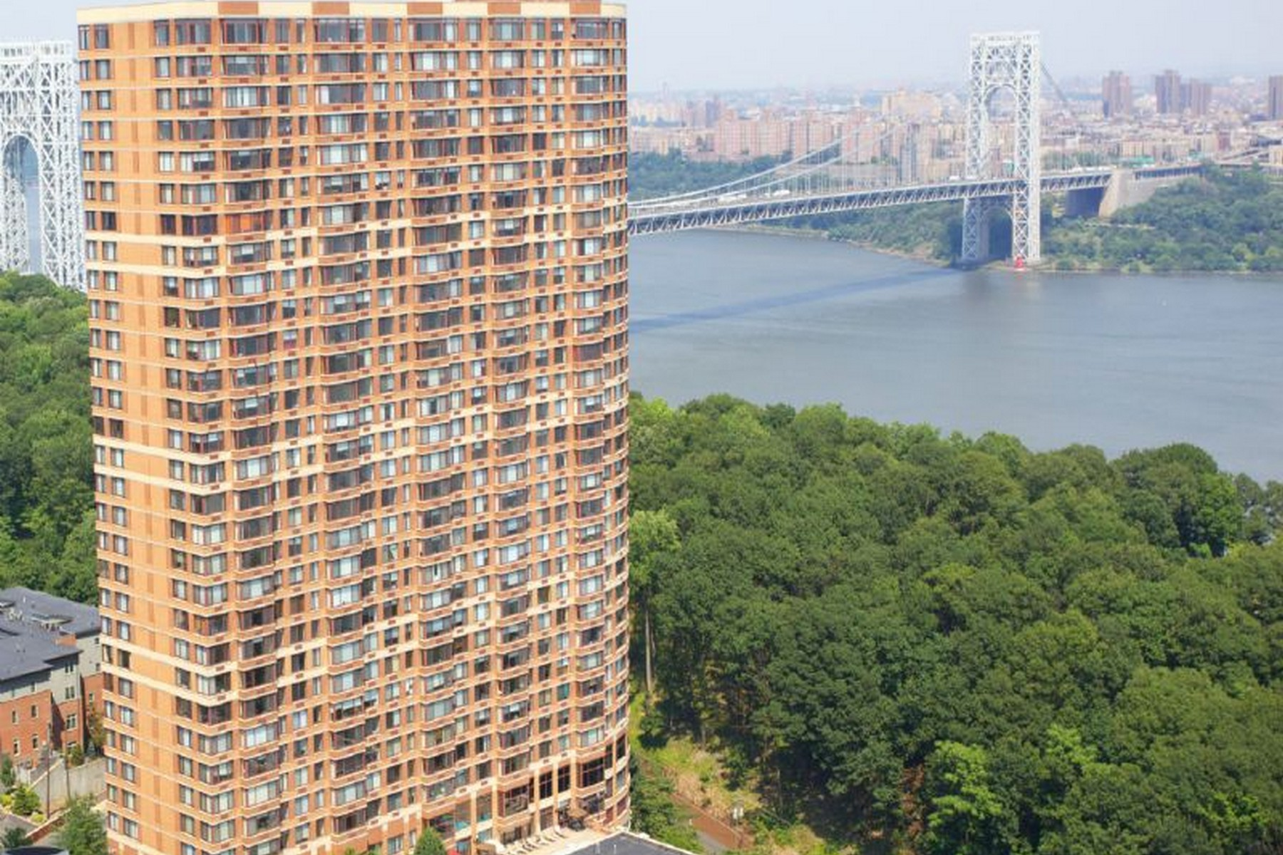 Condominium for Sale at Views,Views,Views!!! 100 Old Palisade Road, #4005, Fort Lee, New Jersey 07024 United States
