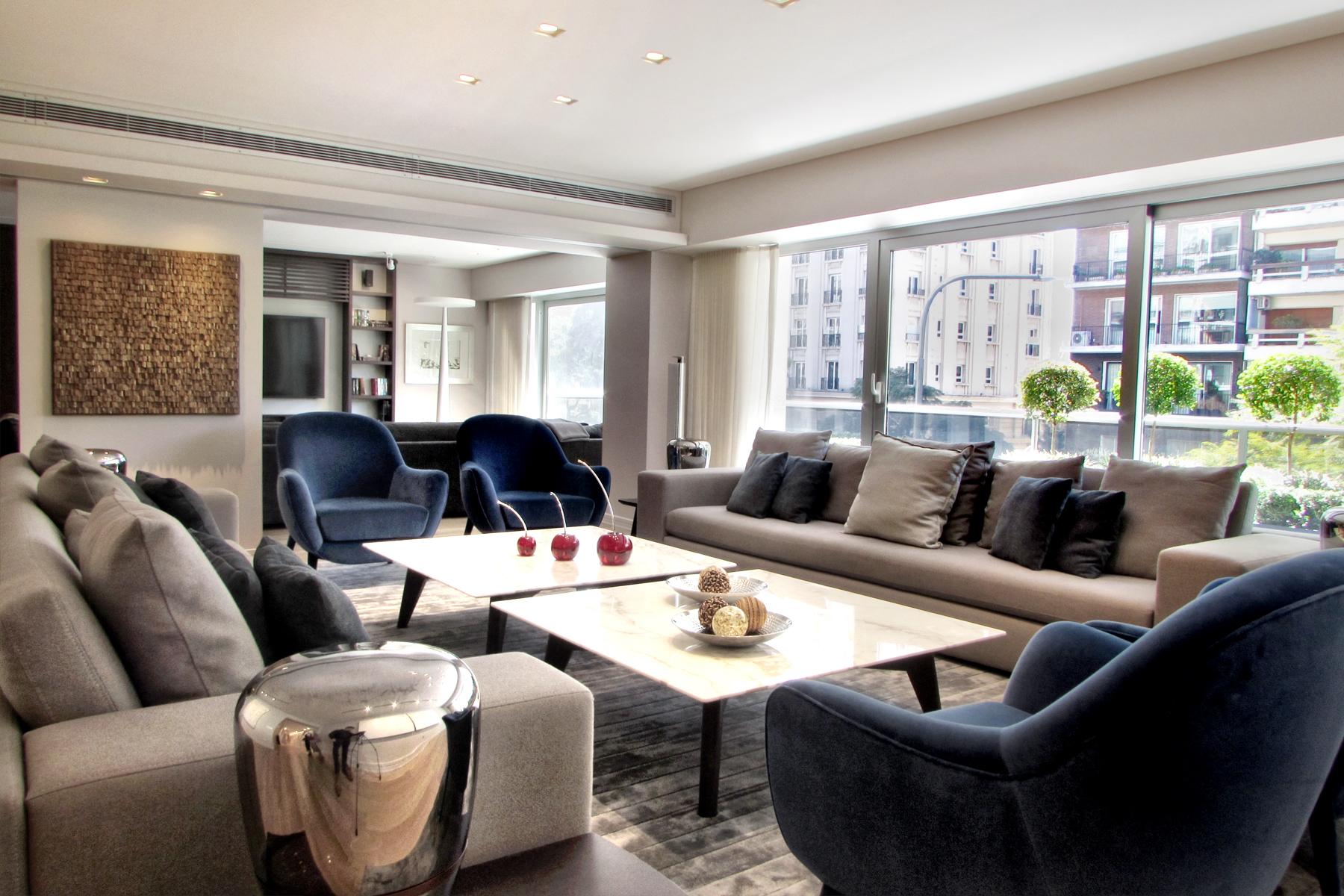 아파트 용 매매 에 Sophisticated apartment Av. Figueroa Alcorta 3000, Buenos Aires, 부에노스아이레스, C1425CKW 아르헨티나