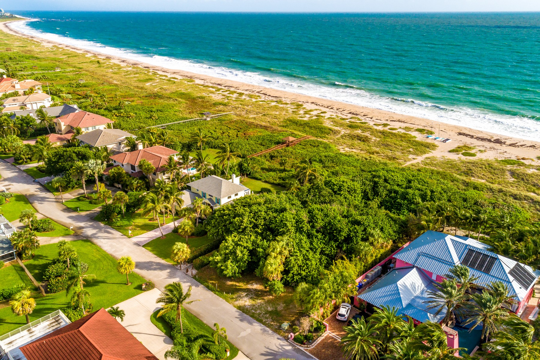 Additional photo for property listing at Magnificent Oceanfront Homesite 920 Crescent Beach Road Vero Beach, Florida 32963 United States