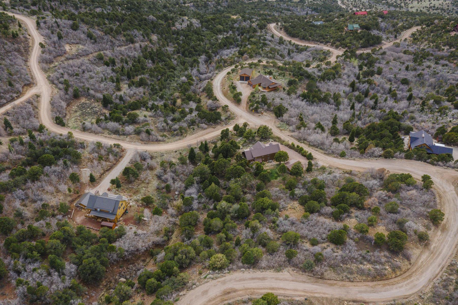 토지 용 매매 에 Spectacular Setting With Panoramic Views 898 E High Cedar Highlands Dr Cedar City, 유타 84720 미국