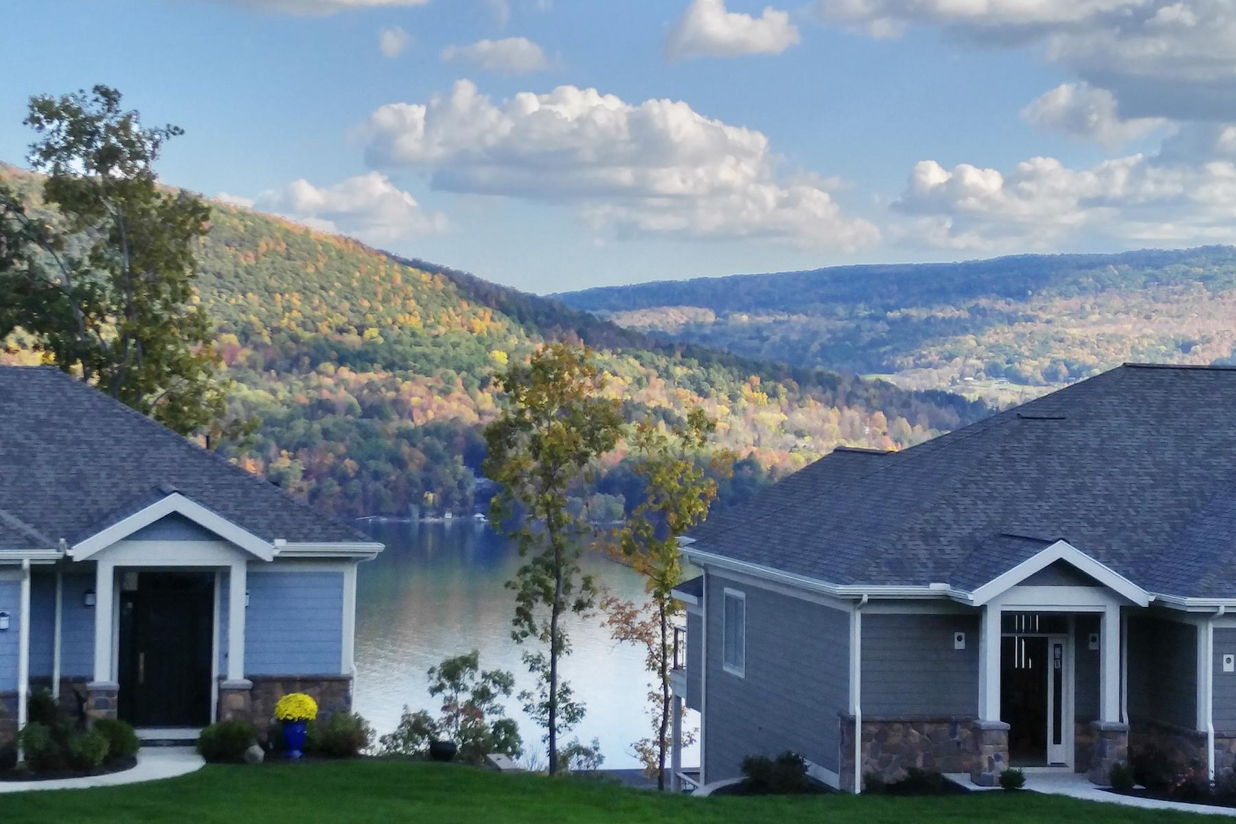 Πολυκατοικία ατομικής ιδιοκτησίας για την Πώληση στο Aerie XI 11A Terrace Drive Canandaigua, Νεα Υορκη 14424 Ηνωμενεσ Πολιτειεσ