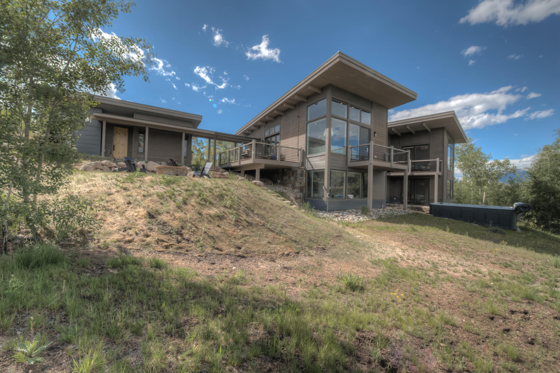 Single Family Homes for Sale at Summit Sky Ranch 358 Maryland Creek Road Silverthorne, Colorado 80498 United States