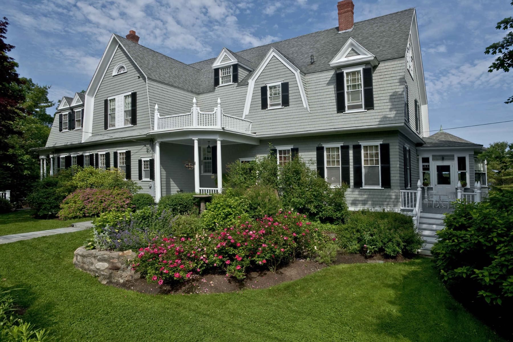"Single Family Homes for Sale at ""The Cottage"" on the Old York Cliffs in Cape Neddick 87 Agamenticus Avenue, York, Maine 03902 United States"