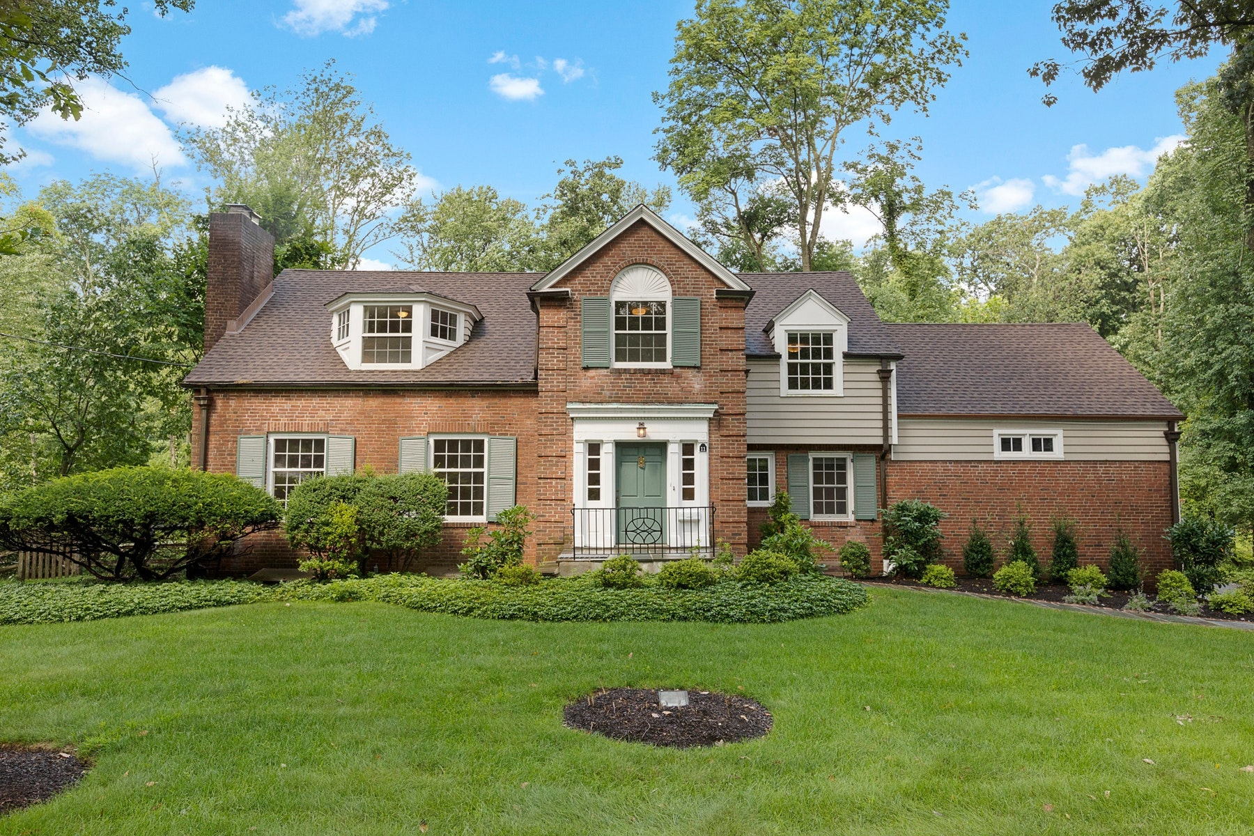 Single Family Home for Sale at Classic Essex Fells Center Hall Colonial 11 Oldchester Road, Essex Fells, New Jersey 07021 United States
