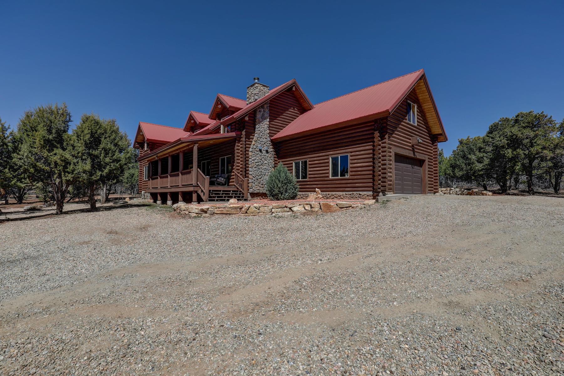 واحد منزل الأسرة للـ Sale في Cabin at Zion Ridge in Mt Carmel 10720 W Zion Drive Mount Carmel, Utah 84755 United States