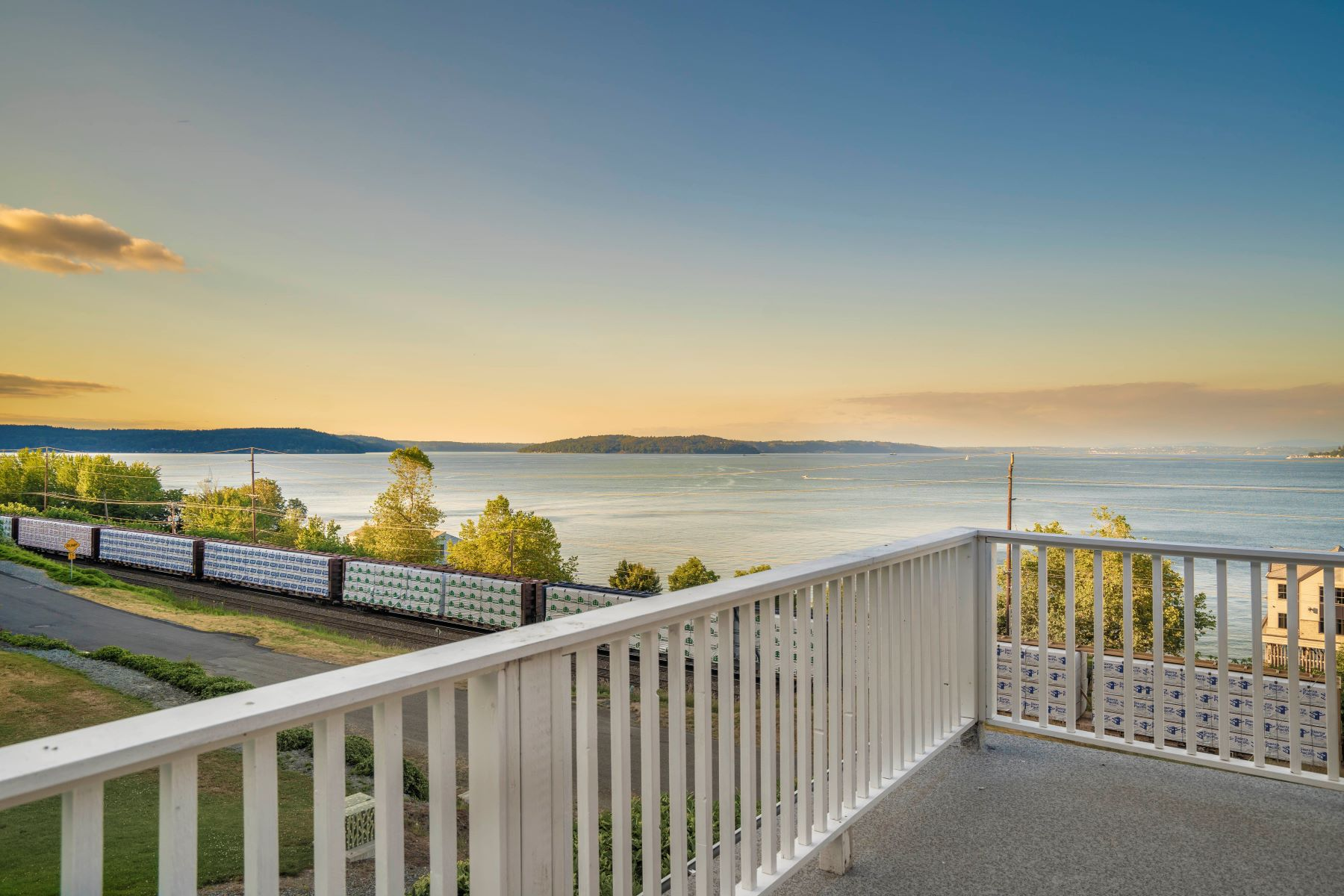 Single Family Homes for Sale at Waterview Dreams 4122 N Waterview Tacoma, Washington 98407 United States