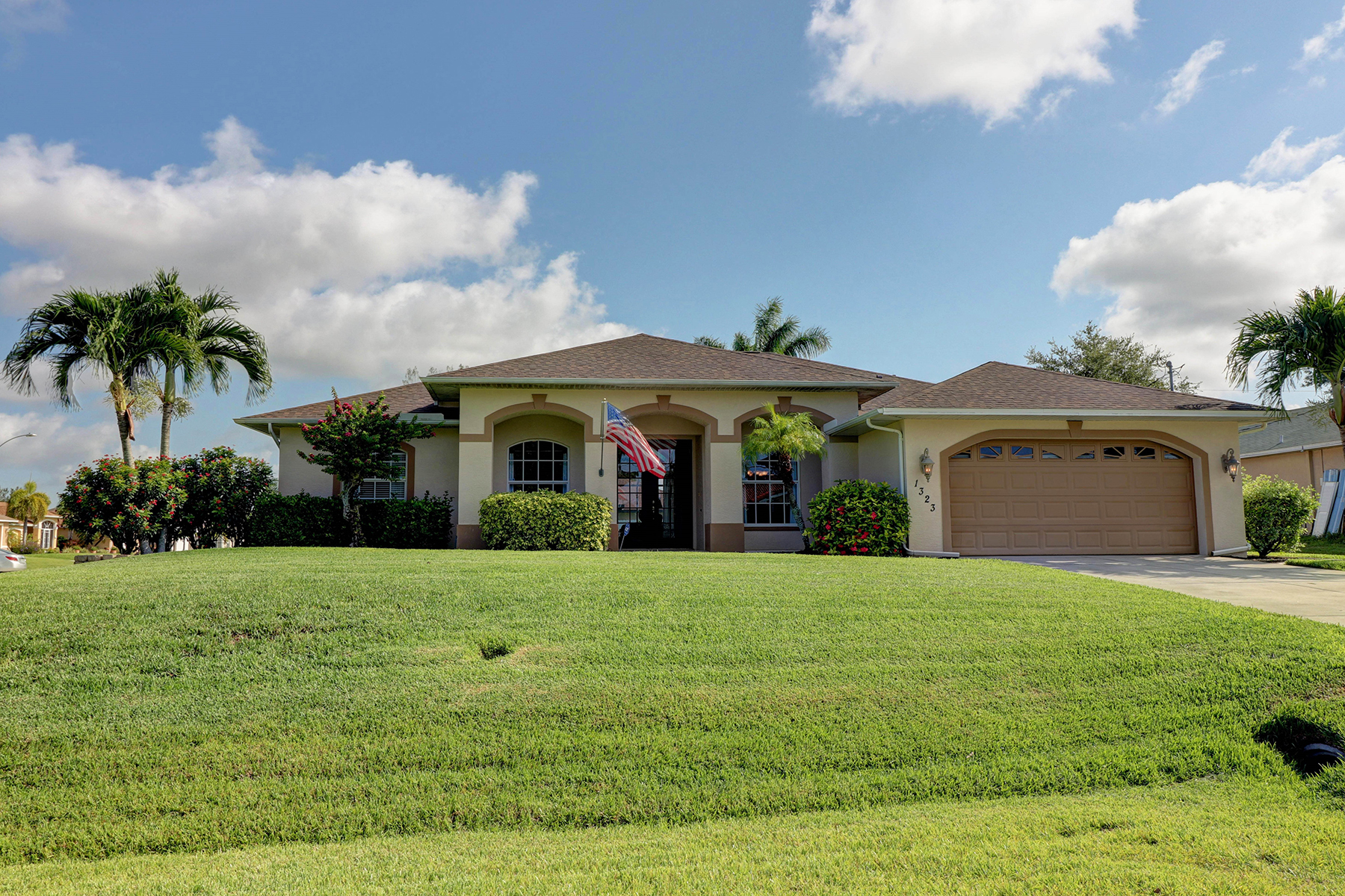 Single Family Homes for Sale at 1323 36th 1323 SW 36th Ter Cape Coral, Florida 33914 United States
