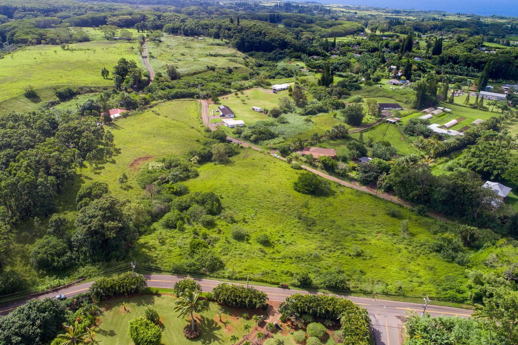 Land for Active at Maui Upcountry Living 0 Peahi Rd., Lot 24 Haiku, Hawaii 96708 United States
