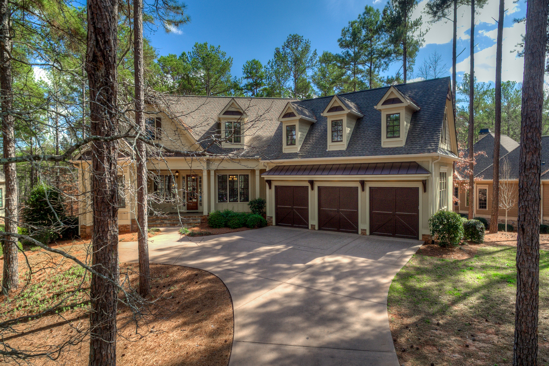 Enfamiljshus för Försäljning vid Amazing Lake Oconee Newer Construction 1051 Swift Creek Greensboro, Georgien 30642 Usa
