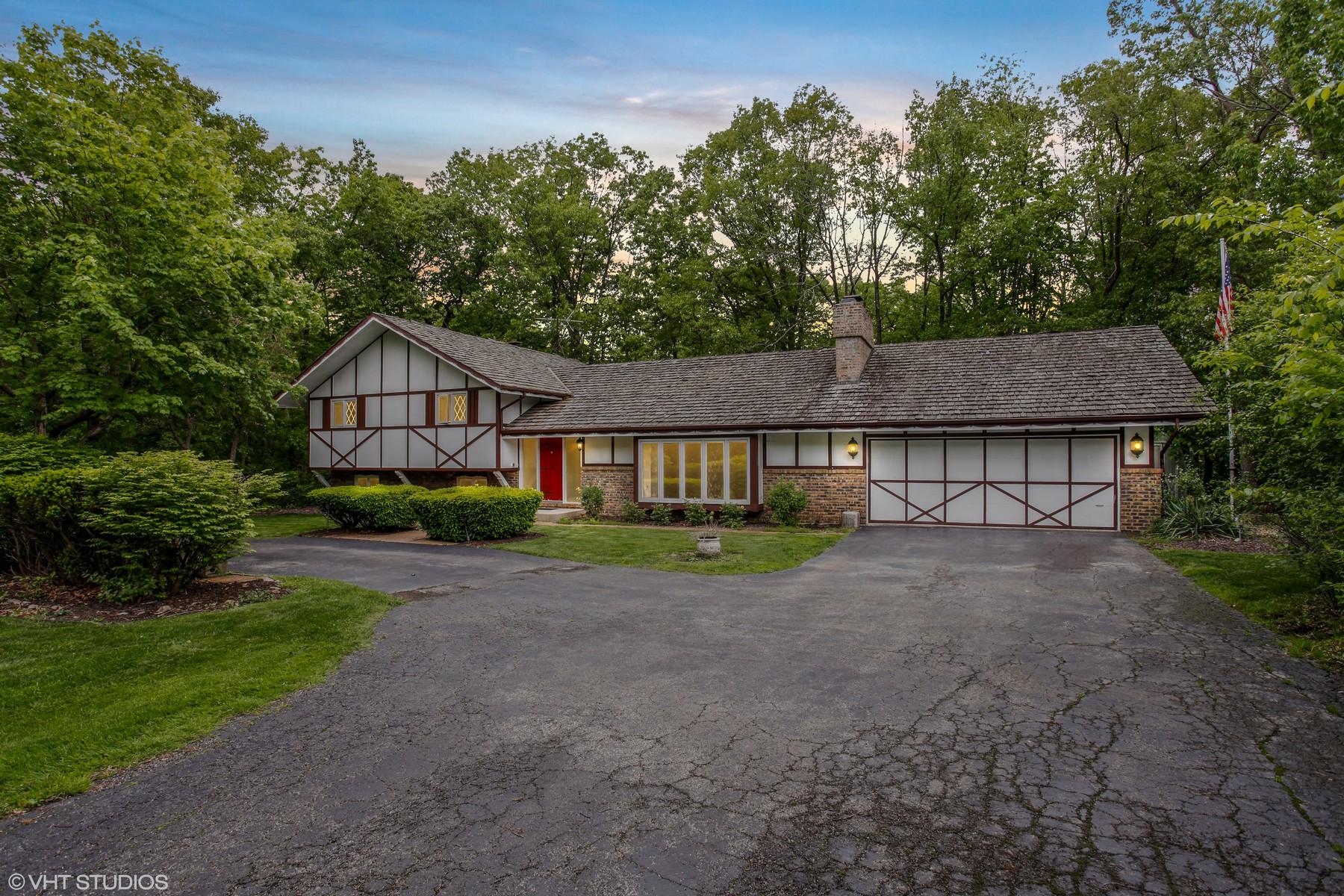 Nhà ở một gia đình vì Bán tại Spectacular Mid-Century Modern Home 8900 W 121st Street Palos Park, Illinois, 60464 Hoa Kỳ