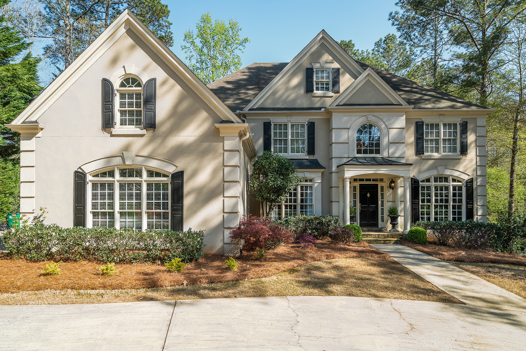 Single Family Home for Sale at HGTV Ready 500 Glen Hampton Drive Milton, Georgia 30004 United States