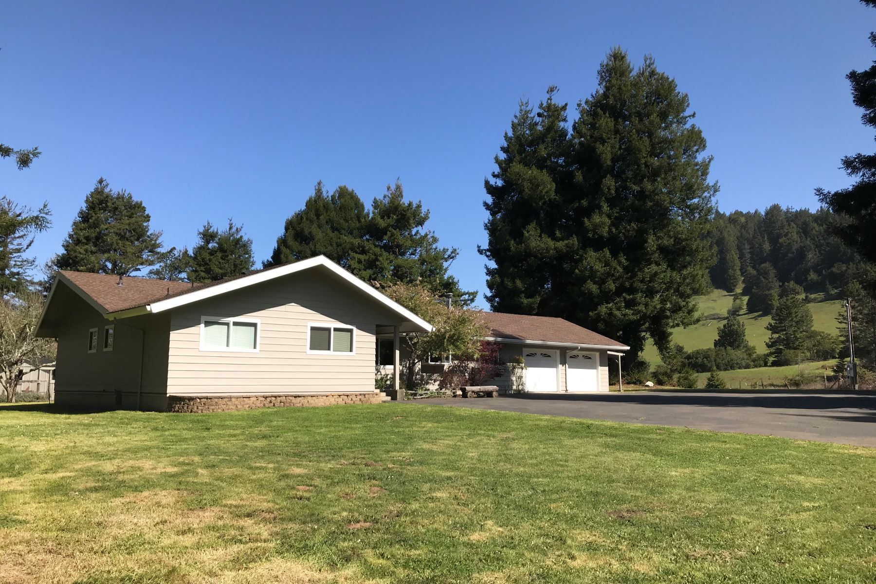 Farm / Ranch / Plantation for Sale at End of Road Privacy 30354 Pudding Creek Road Fort Bragg, California 95437 United States