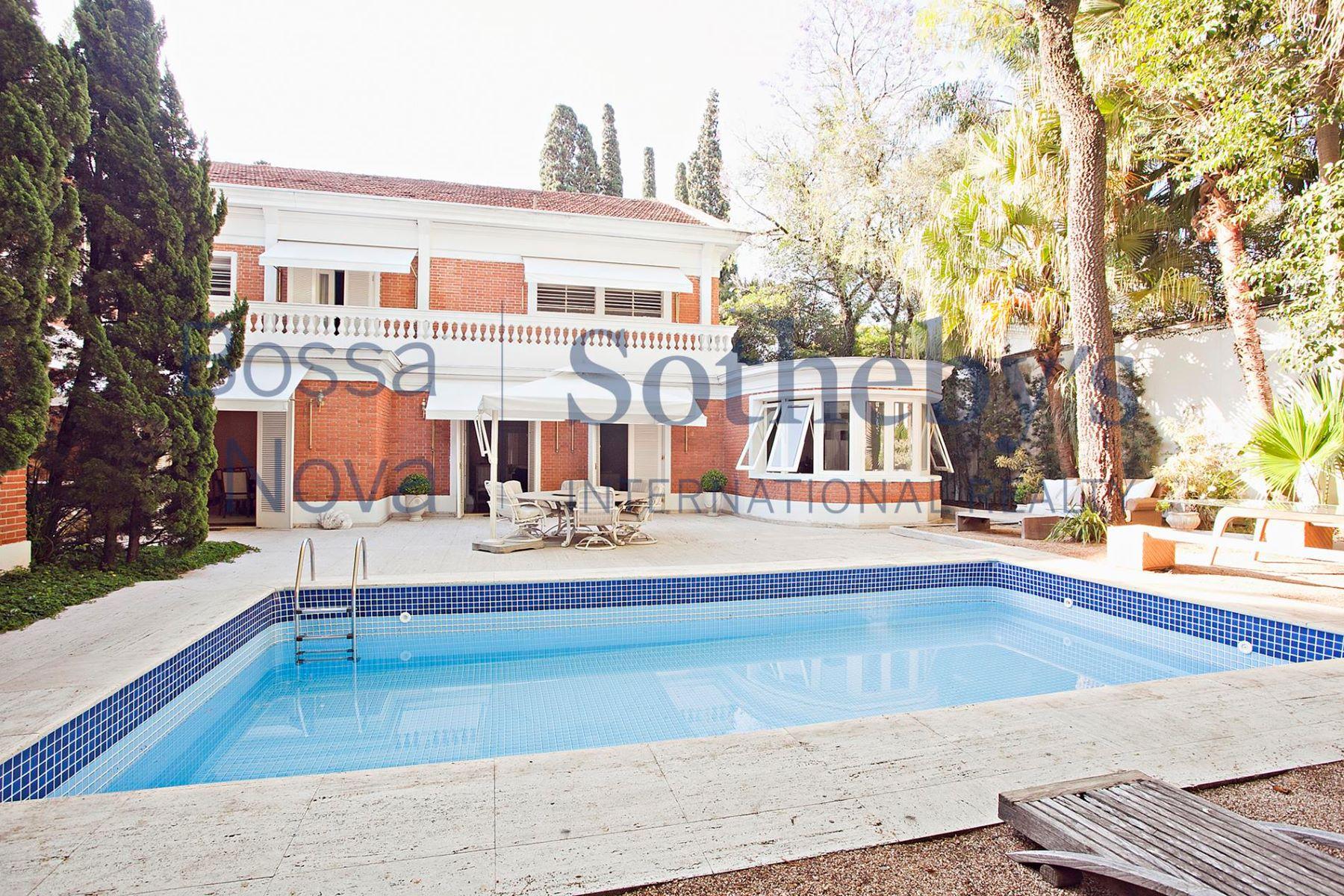 独户住宅 为 销售 在 Comfort and Style 圣保罗, 圣保罗, 巴西