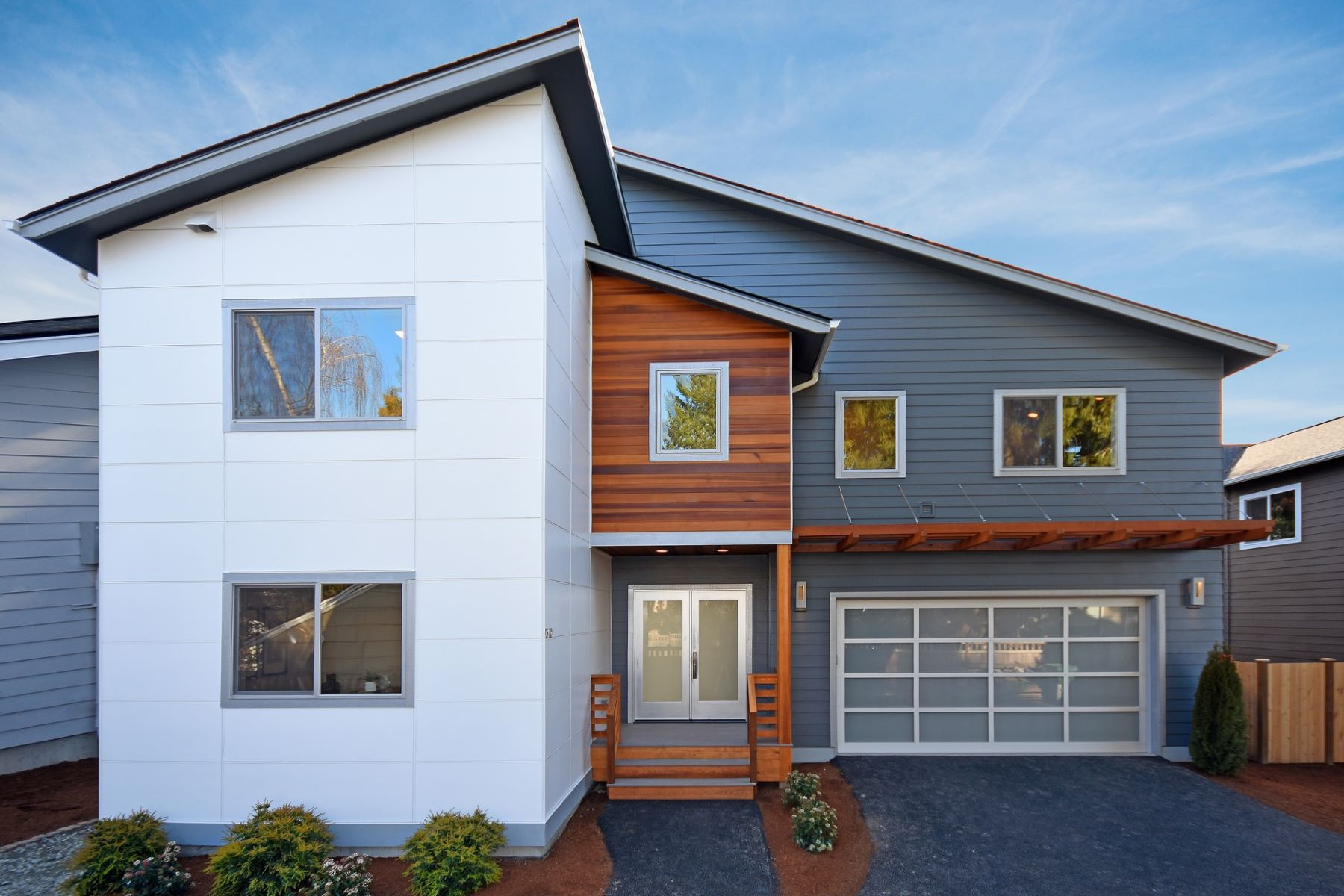 Single Family Home for Sale at Modern and Contemporary in Ravenna 7510 21st Ave NE Seattle, Washington 98115 United States