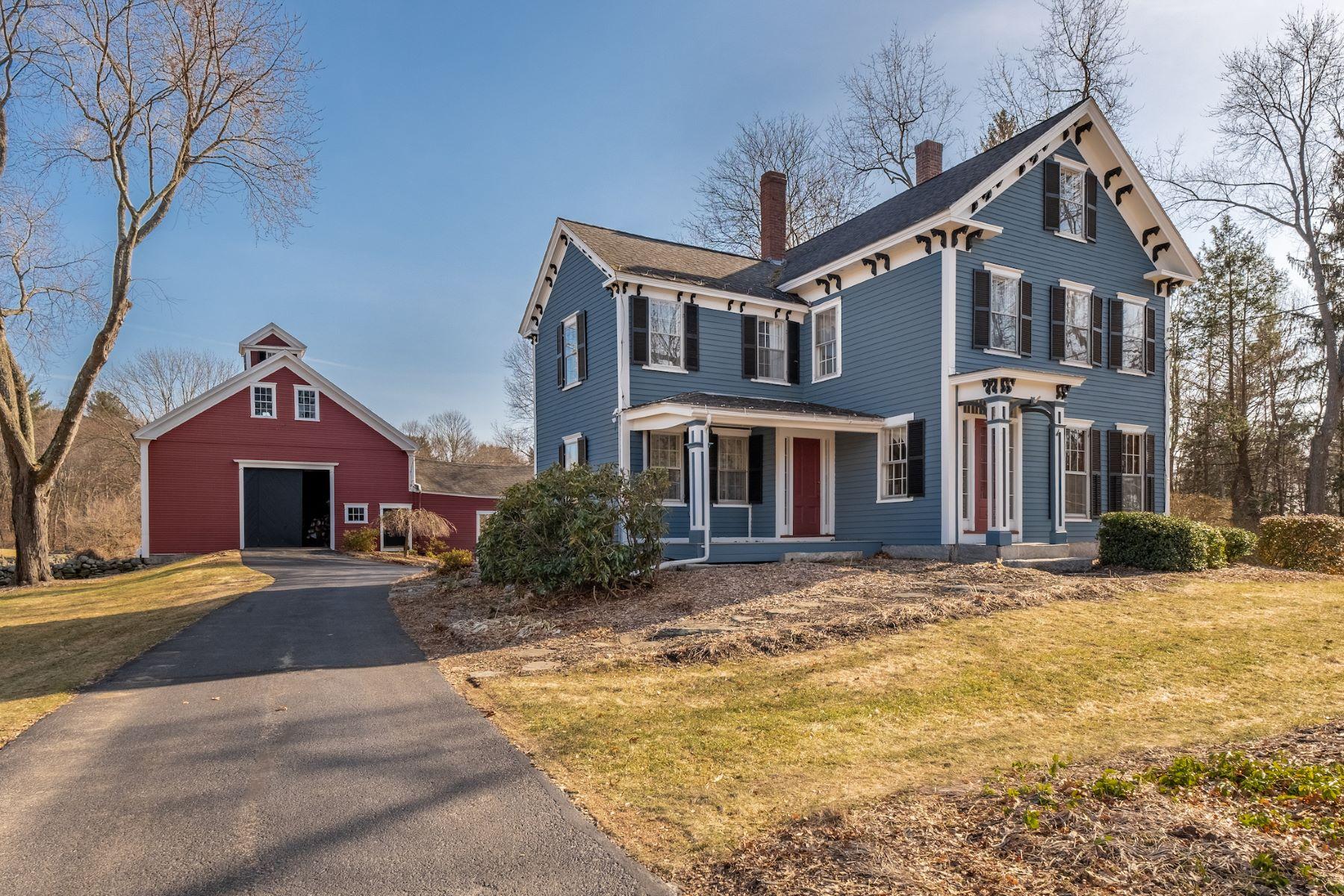 Single Family Homes por un Venta en 445 Main St Acton, Massachusetts 01720 Estados Unidos