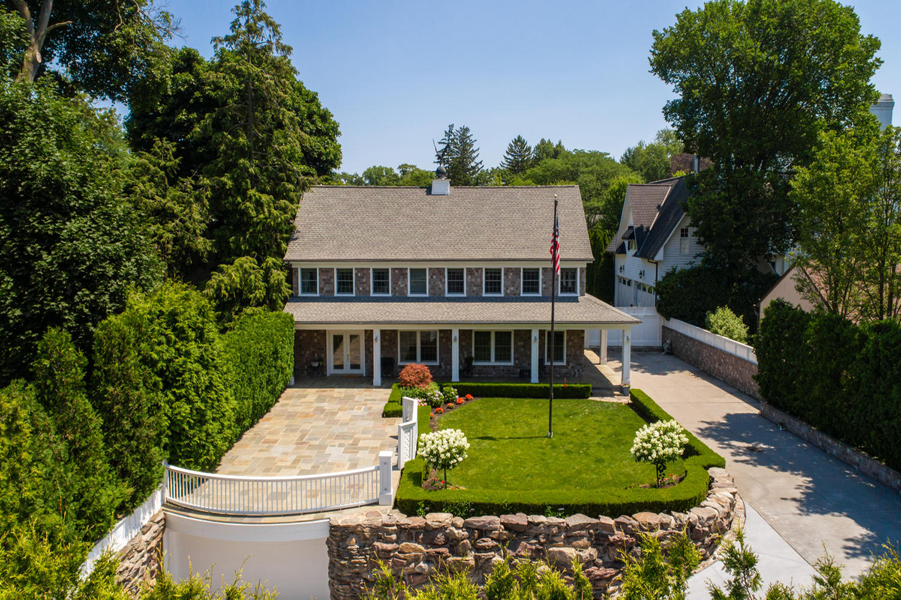 Single Family Homes for Sale at Grosse Pointe 270 Washington Grosse Pointe, Michigan 48230 United States