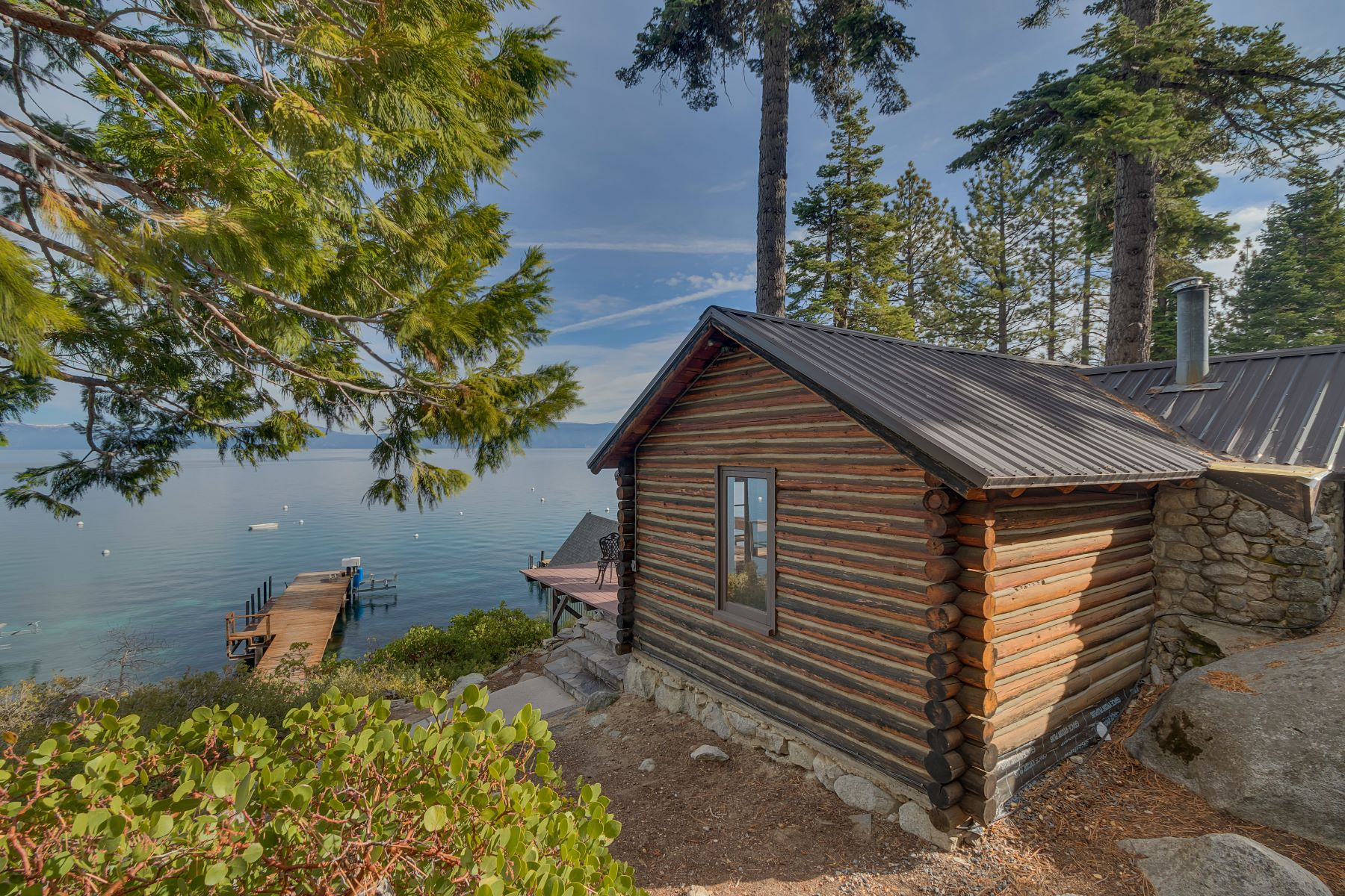 Additional photo for property listing at Storybook West Shore Family Compound 8233 Meeks Bay Ave Meeks Bay, California 96142 United States