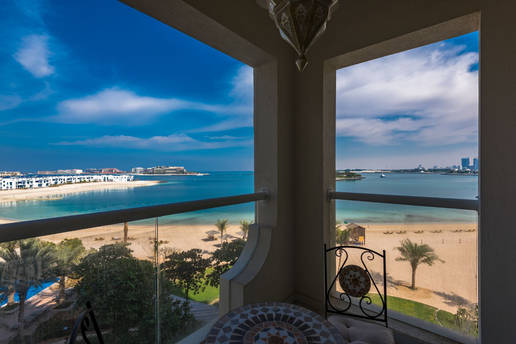 Apartment for Sale at Beach front stunning sea view apartment on The Palm Other Dubai, United Arab Emirates