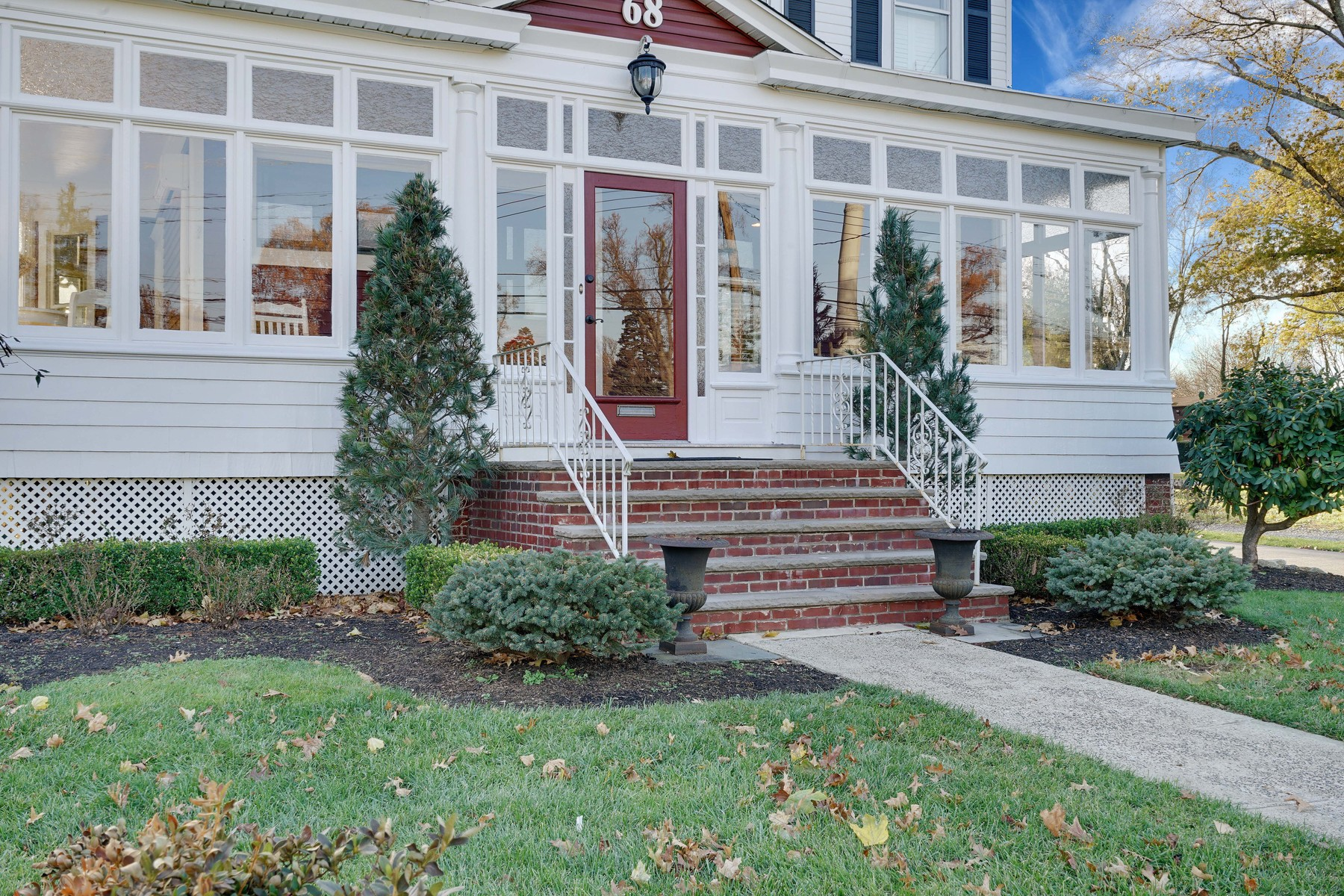Additional photo for property listing at Stately Victorian in Freehold 68 Court Street Freehold, New Jersey 07728 United States