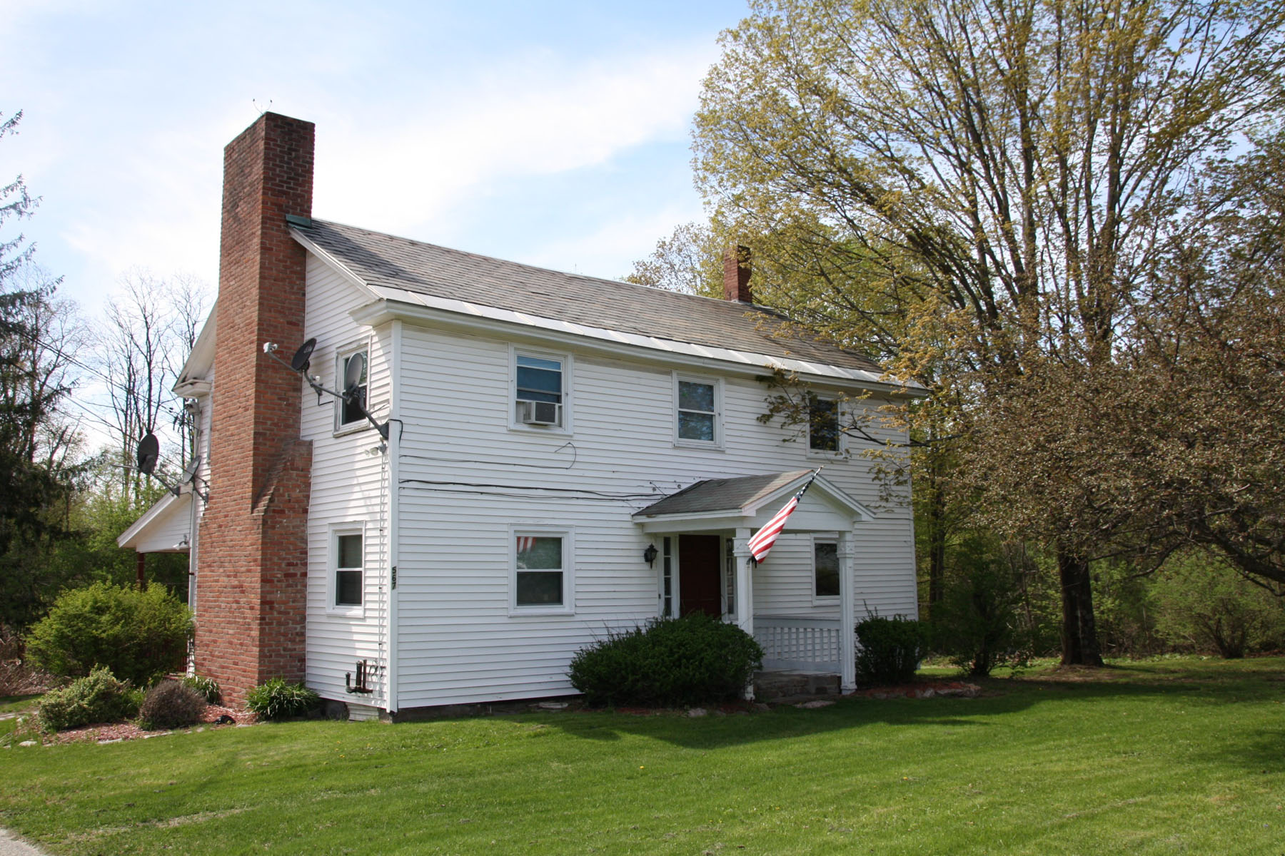 Multi-Family Home for Sale at Excellent Pittsford Three Family 567 U. S. Route 7 Pittsford, Vermont 05763 United States
