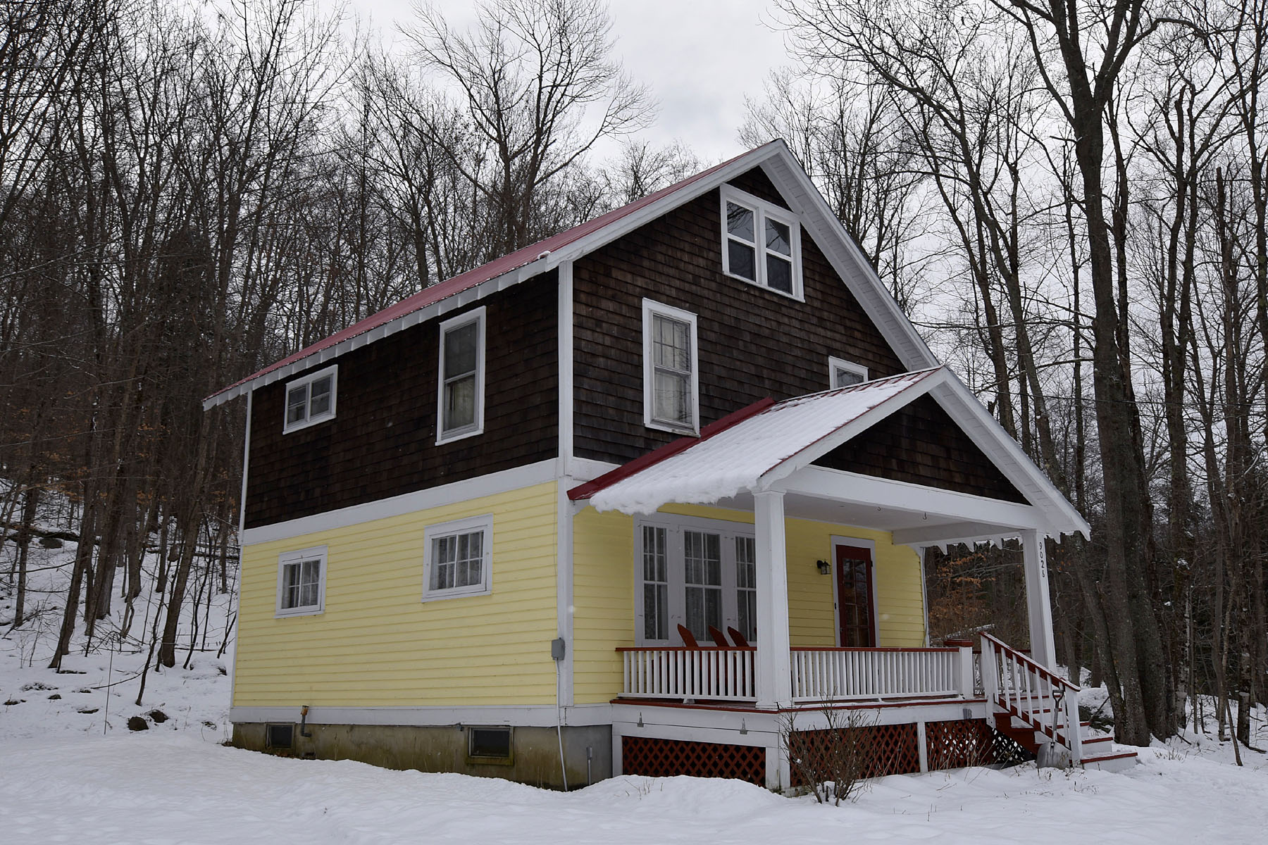 Single Family Homes for Sale at 9028 NYS Rt 30 9028 State Route 30 Blue Mountain Lake, New York 12812 United States