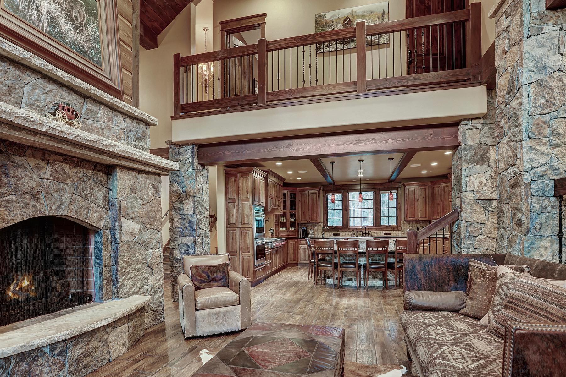 Additional photo for property listing at Glenwild Home 1296 Glenwild Drive Breckenridge, Colorado 80424 United States