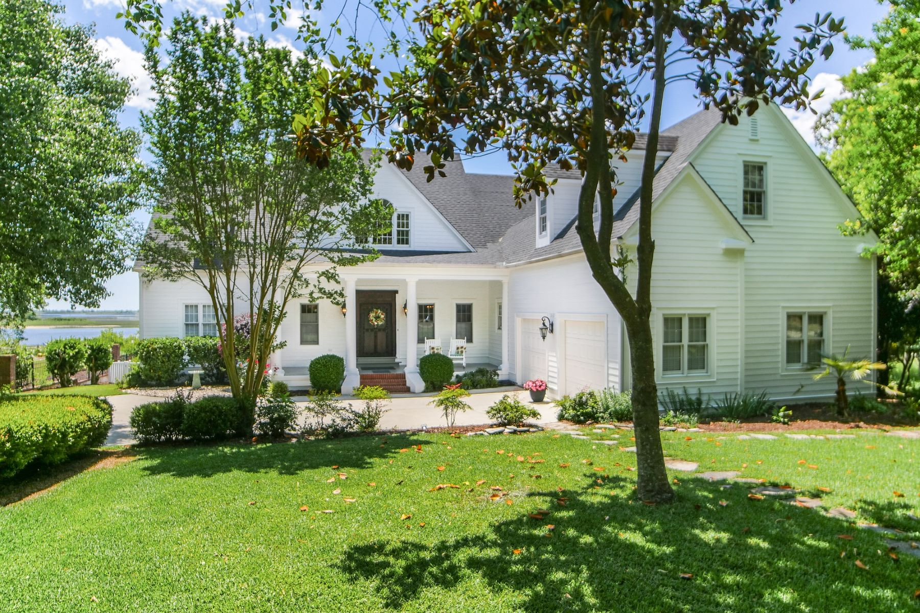 Single Family Home for Active at Architecturally Designed Intracoastal Home 1332 Harbour Watch SW Calabash, North Carolina 28467 United States