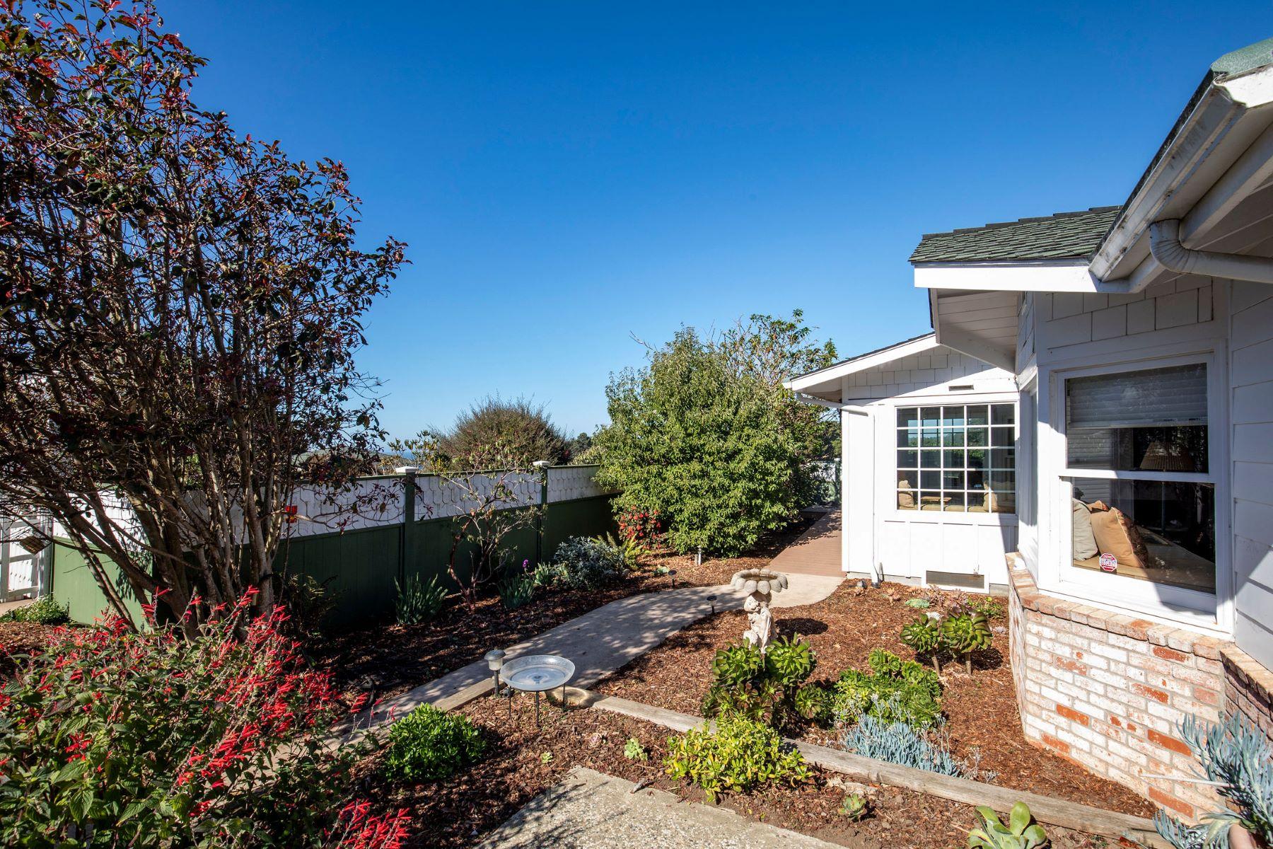 Property for Sale at Village Rambler 10751 Lansing Street Mendocino, California 95460 United States
