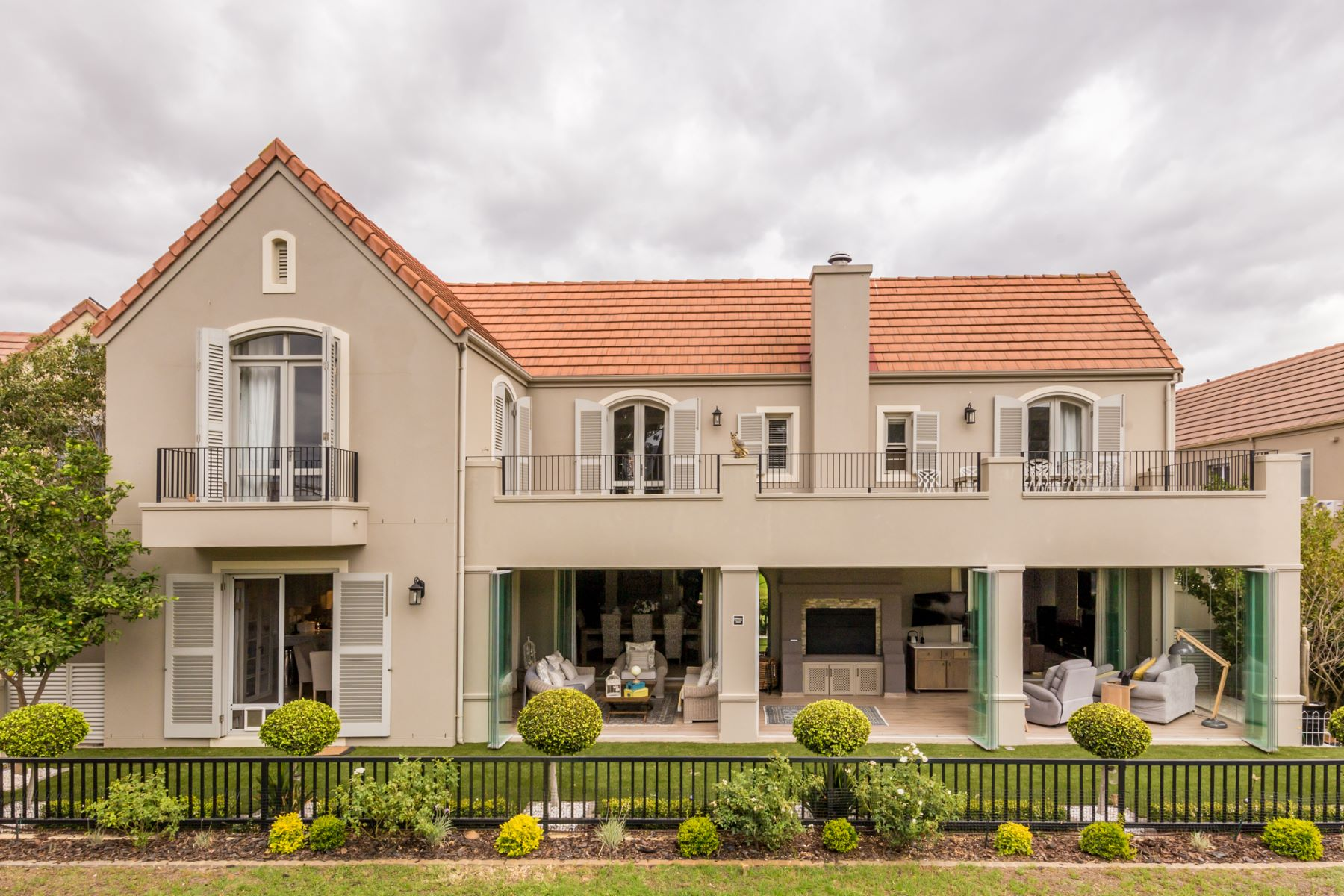 Single Family Home for Sale at Boschenmeer Golf & Country Estate Paarl, Western Cape, 7646 South Africa