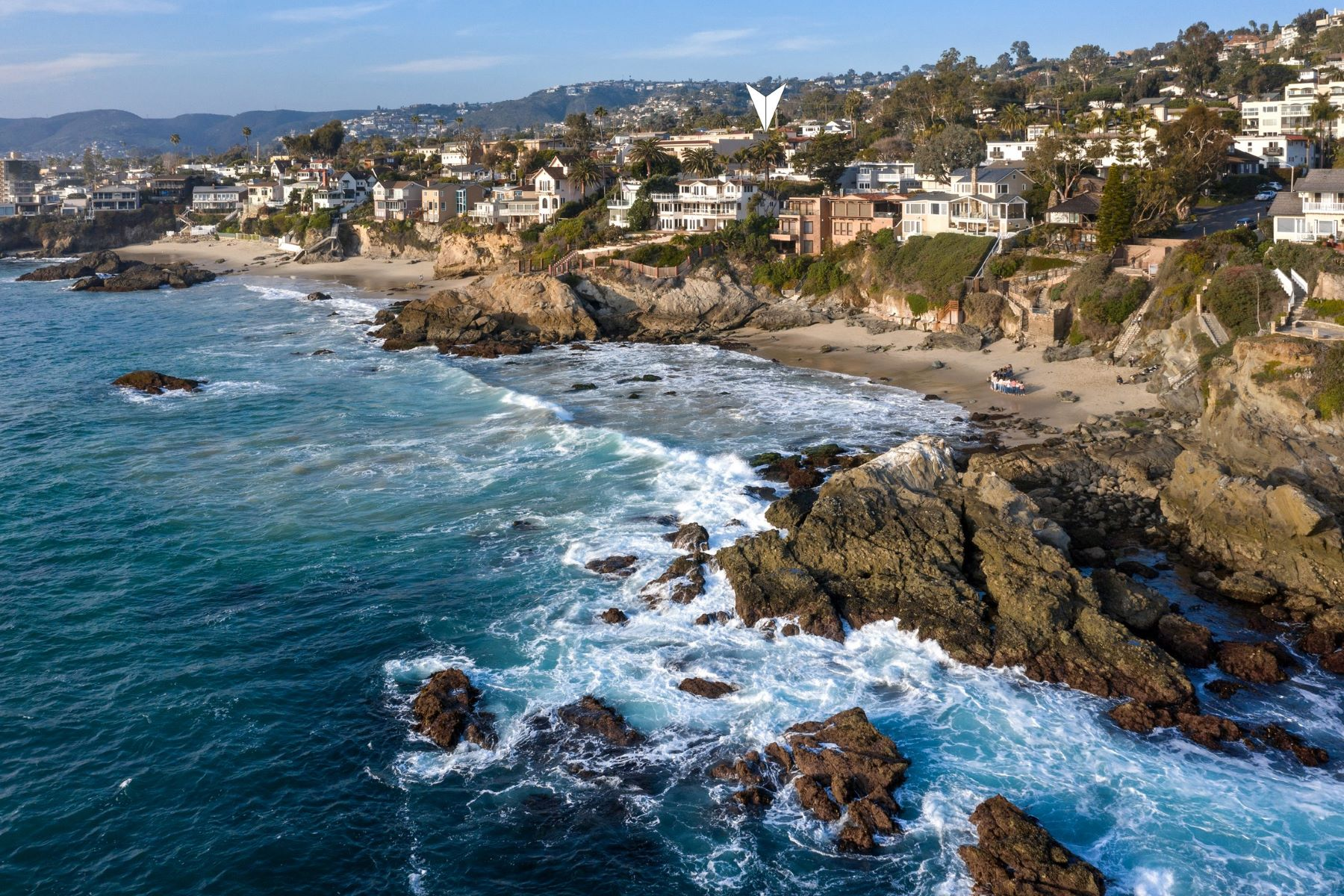 Single Family Homes for Sale at 271 Center Street, Laguna Beach 271 Center Street Laguna Beach, California 92651 United States