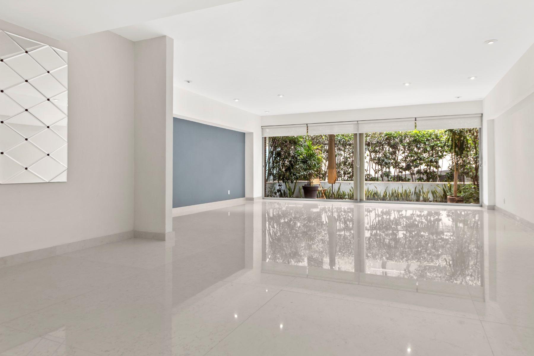 Apartments 용 매매 에 Tres Picos Garden House Tres Picos 78 Garden 9 Polanco, 멕시코의 도시 11560 멕시코