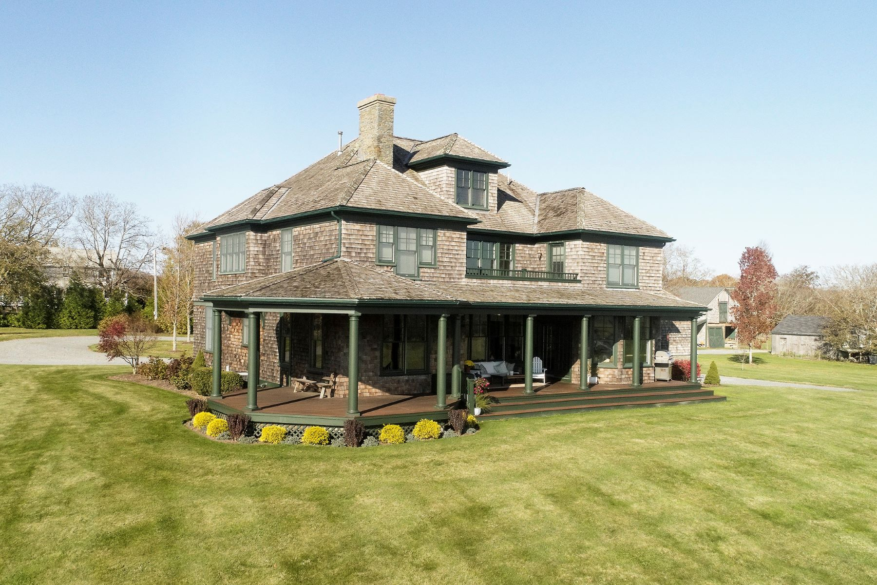 Additional photo for property listing at Farmlands Compound 474 Wapping Road Portsmouth, Rhode Island 02871 United States