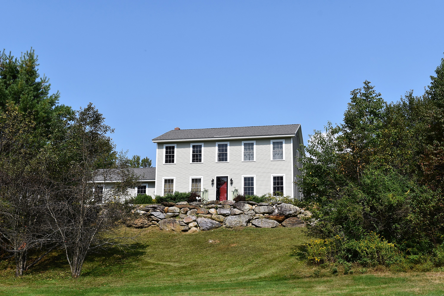 single family homes for Sale at at Location-Built in 2017-Central Air-Barstow 16 Night Pasture Ln Chittenden, Vermont 05701 United States