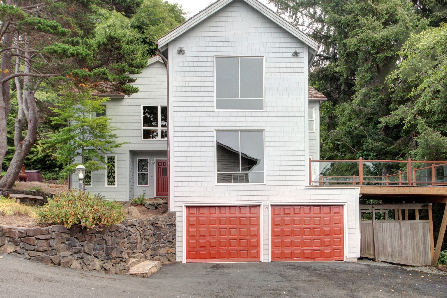 Single Family Homes for Active at 421 Chilkoot Trail Cannon Beach, Oregon 97110 United States
