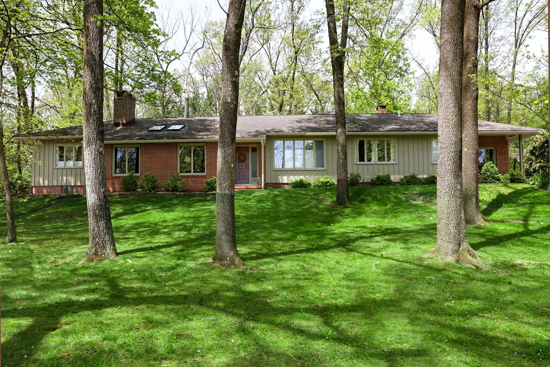Single Level Living With Many Recent Updates 23 Forrest Blend Drive, Titusville, New Jersey 08560 Vereinigte Staaten