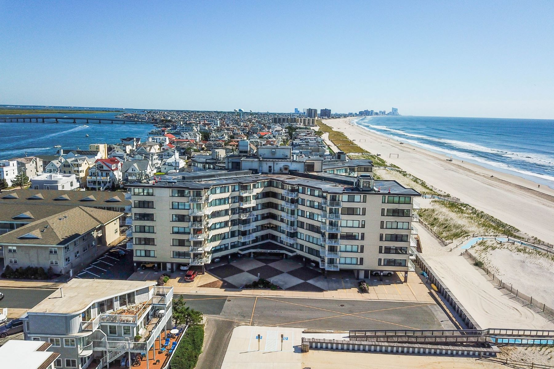 Condominiums for Sale at Longport Seaview 111 S 16th Ave Unit #415, Longport, New Jersey 08403 United States