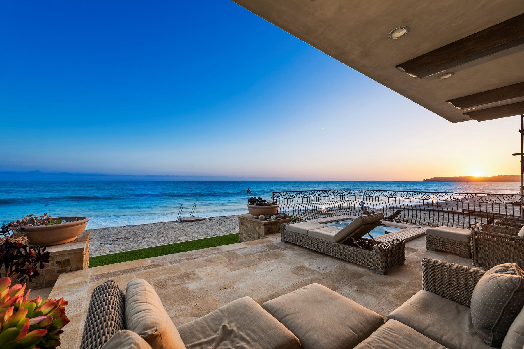 Single Family Homes for Sale at 35101 Beach Road Dana Point, California 92624 United States