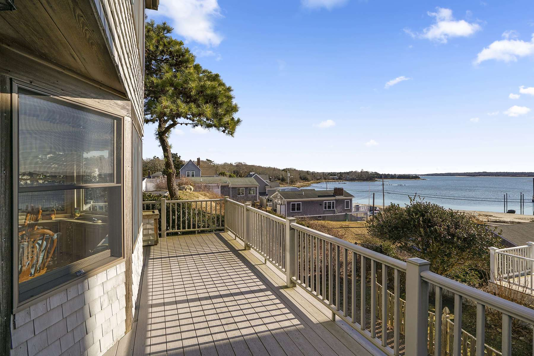 Single Family Home for Active at Overlooking The Ocean And Beach 22 Park Street Bourne, Massachusetts 02559 United States