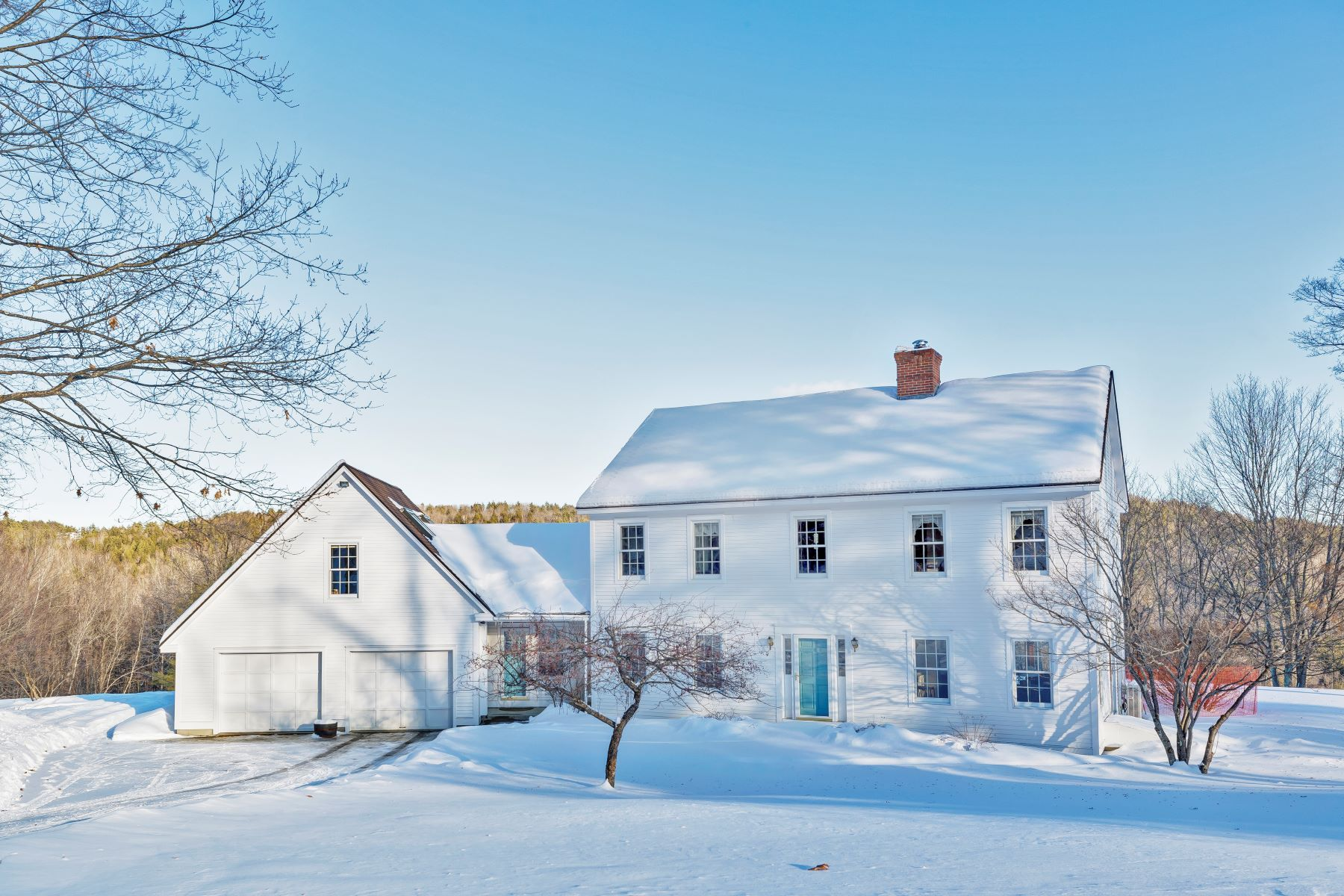 Single Family Homes for Sale at 32 Douglas Ridge Norwich, Vermont 05055 United States