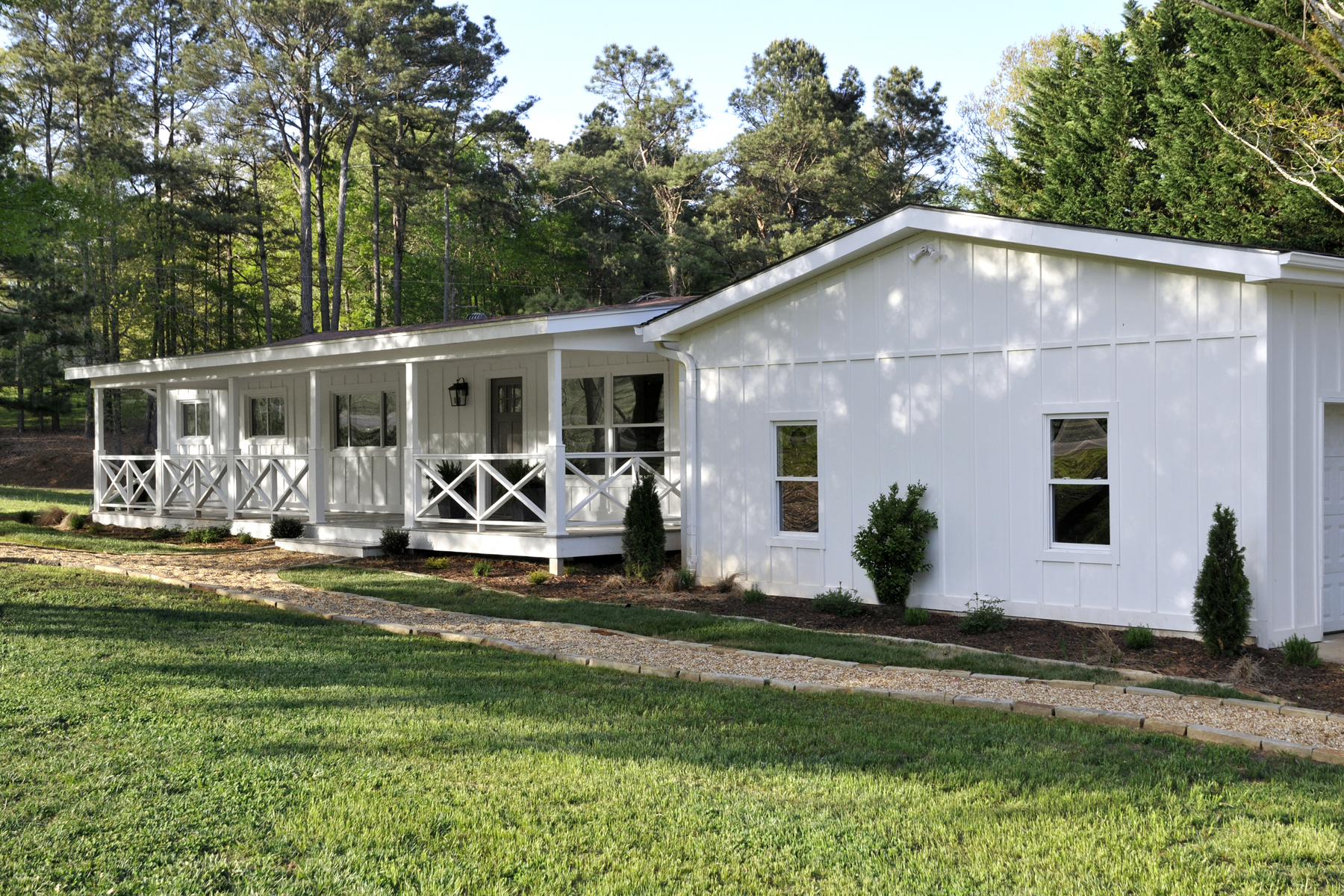 Single Family Home for Rent at Updated Farm House On 3 Acres 888 AJ Land Road Canton, Georgia 30115 United States